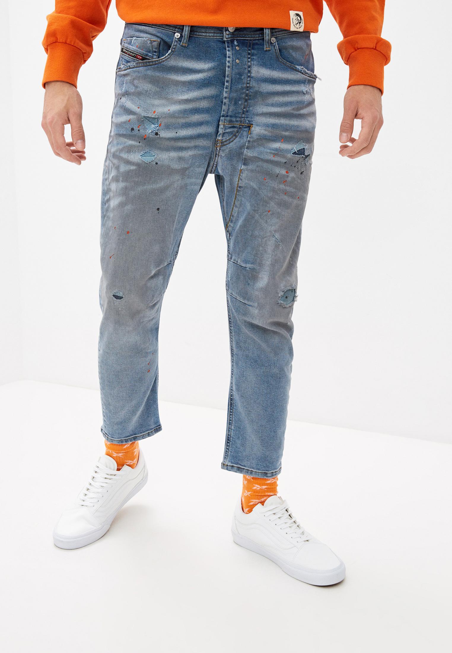 Зауженные джинсы Diesel (Дизель) 00CKTZ009BN