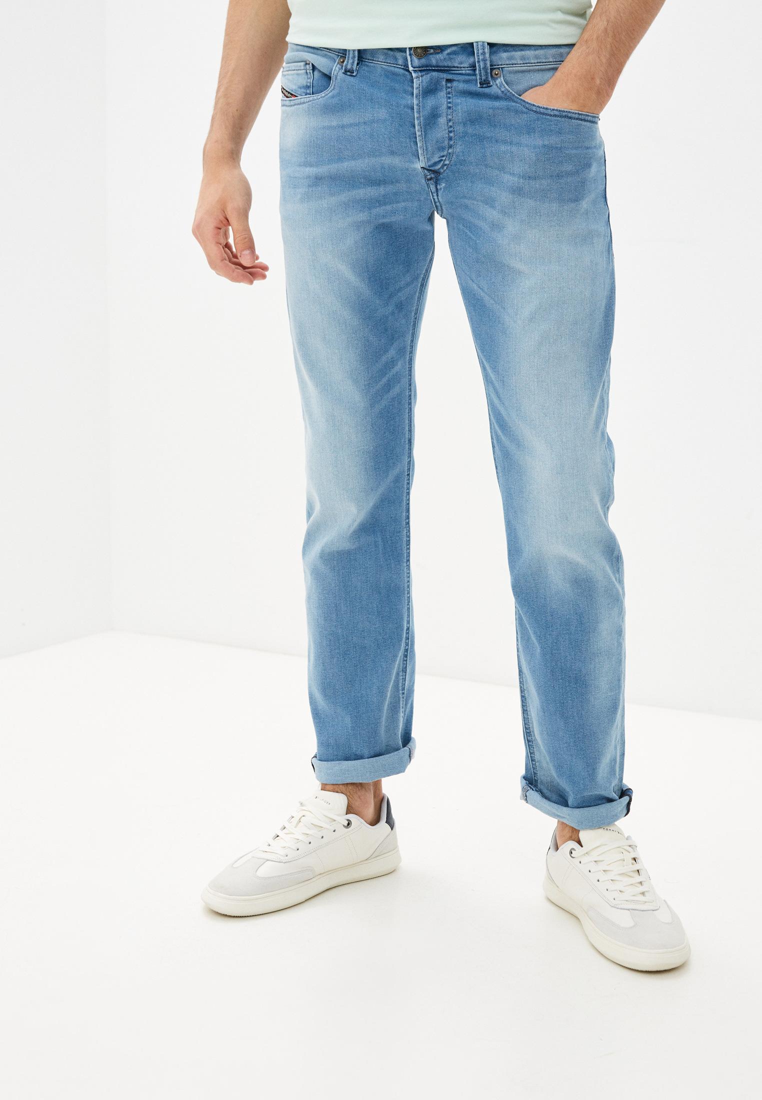 Мужские прямые джинсы Diesel (Дизель) 00S0PR069MN
