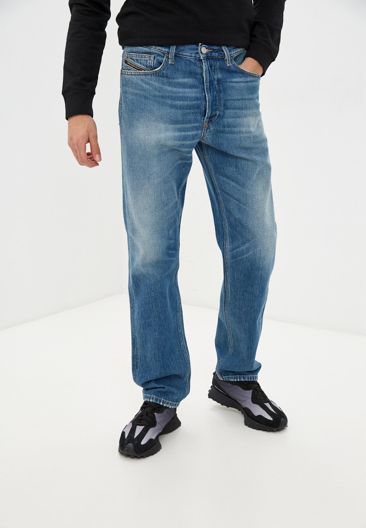 Мужские прямые джинсы Diesel (Дизель) 00S5WC009BT