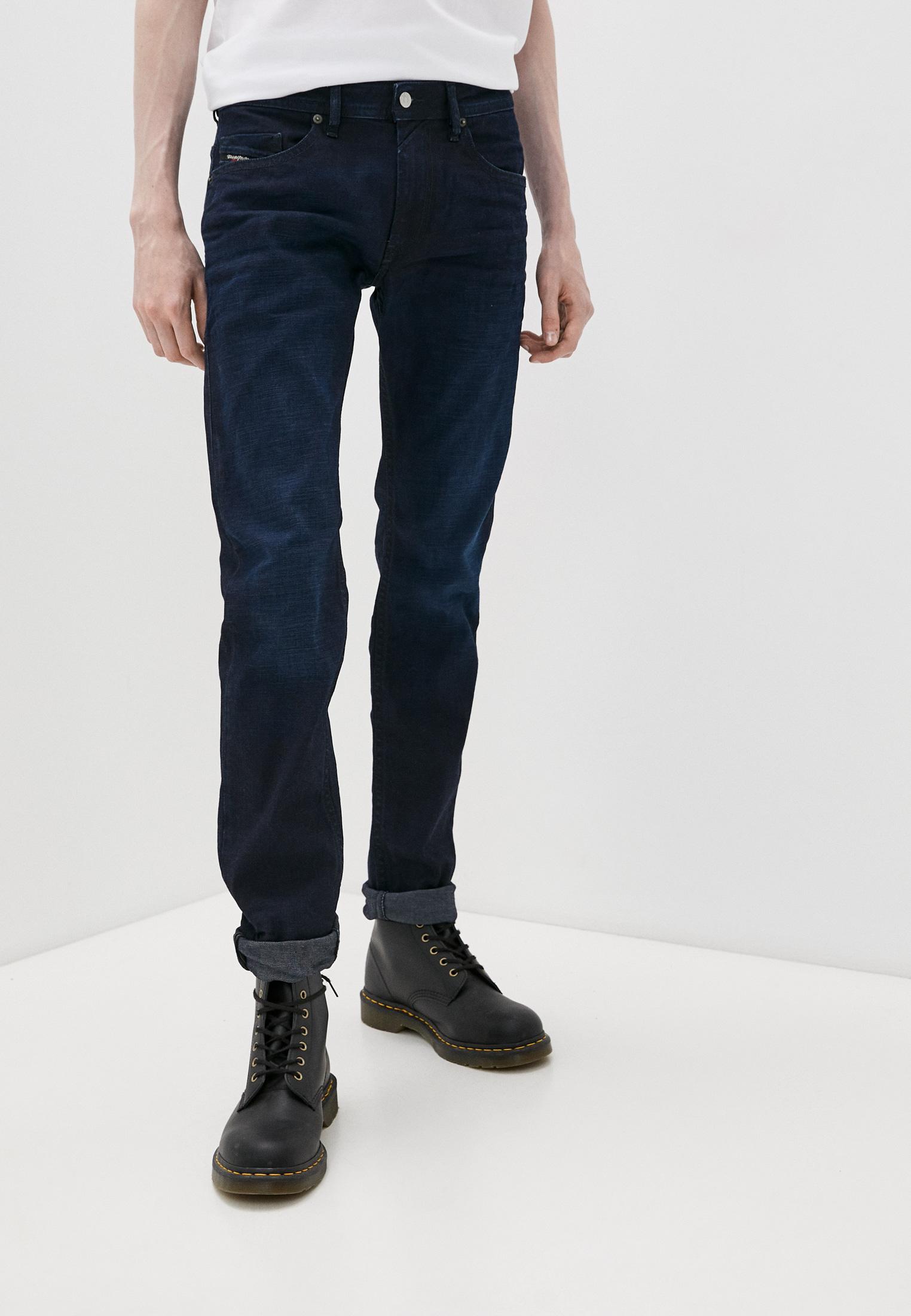 Мужские зауженные джинсы Diesel (Дизель) 00SB6F0098I