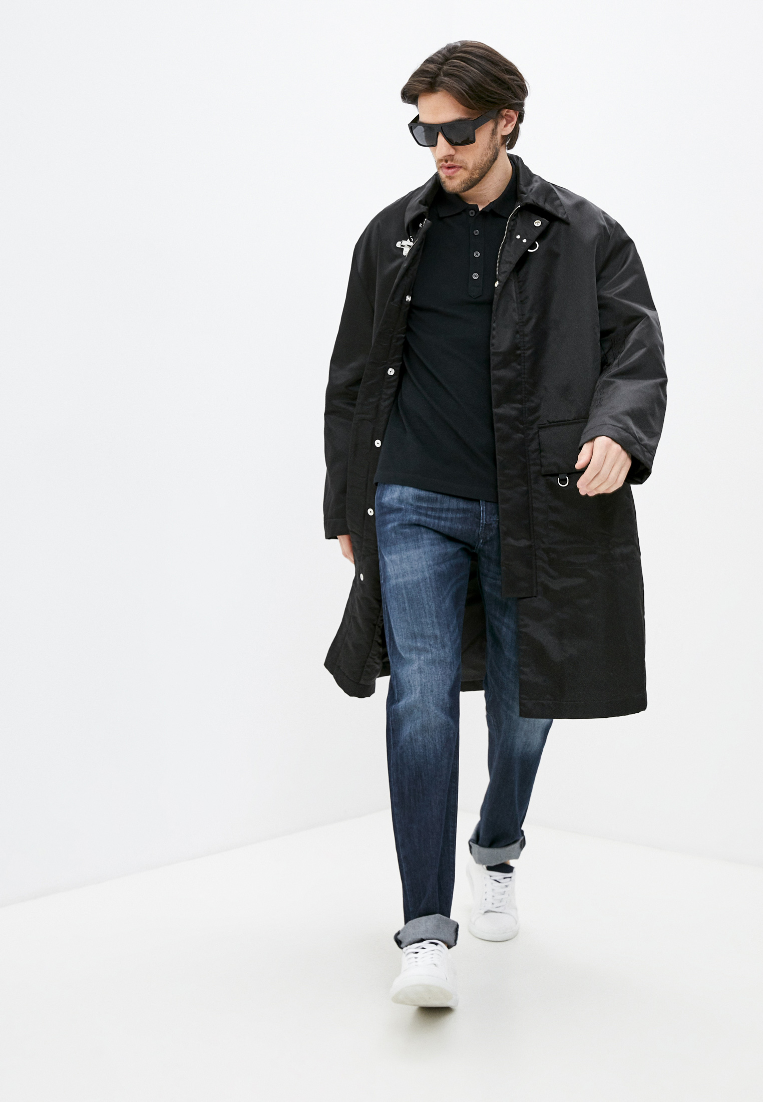 Мужские прямые джинсы Diesel (Дизель) 00SDHC0095W: изображение 2