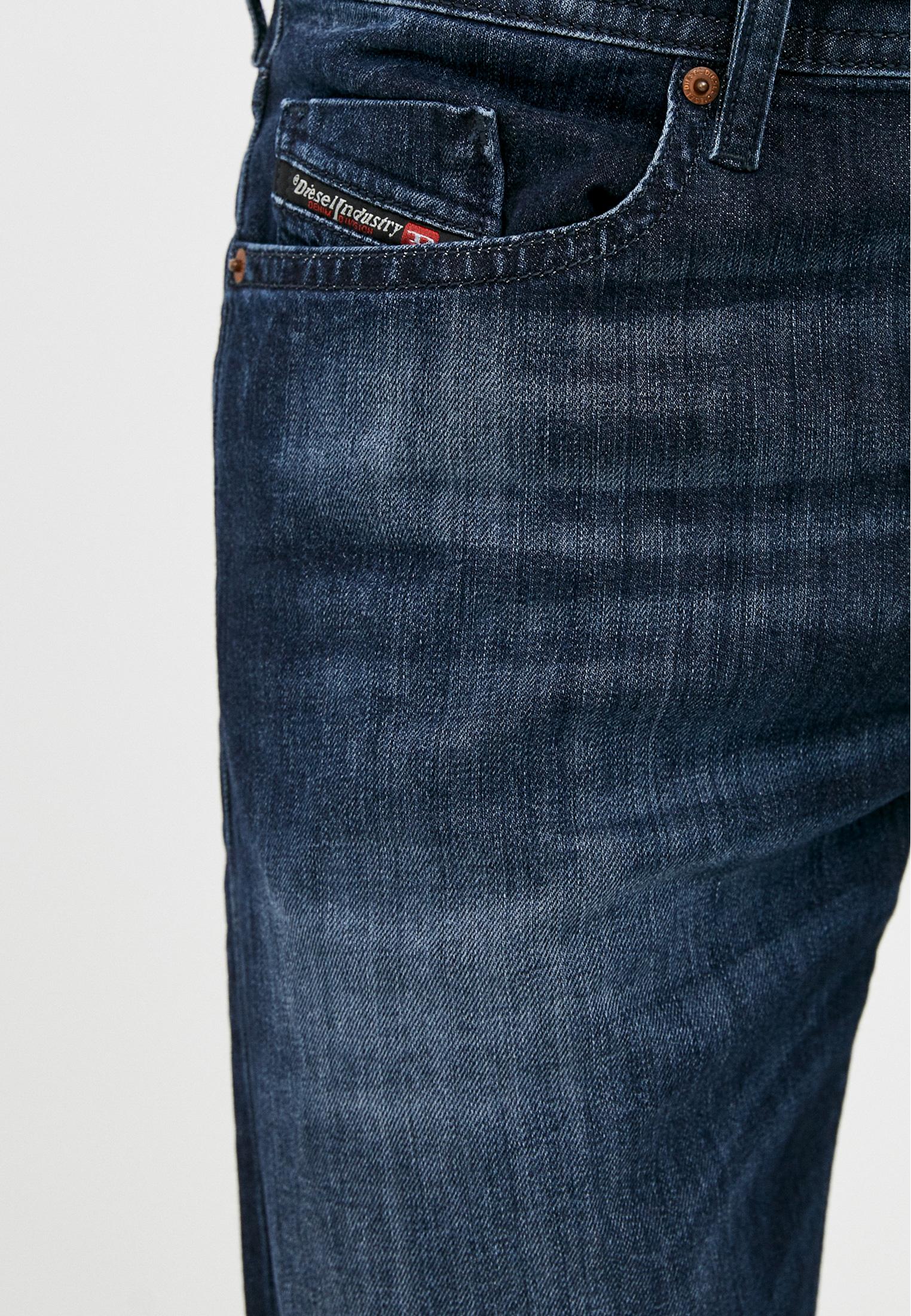 Мужские прямые джинсы Diesel (Дизель) 00SDHC0095W: изображение 4