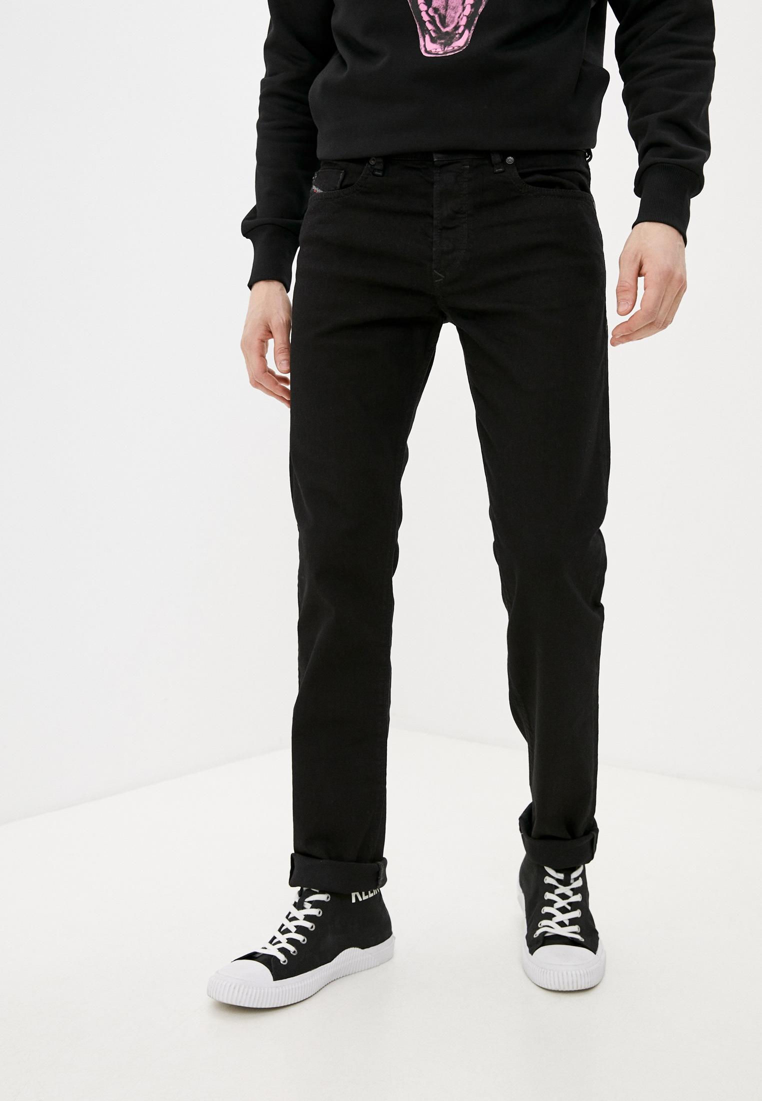 Мужские зауженные джинсы Diesel (Дизель) 00SDHC0886Z