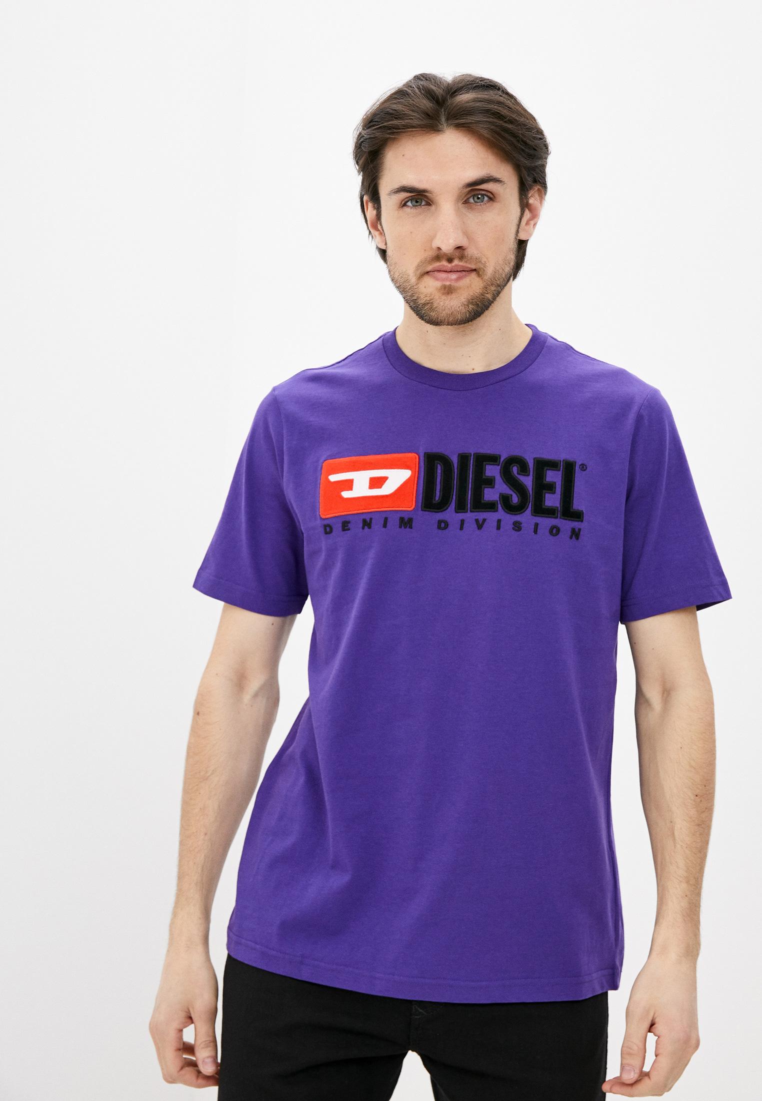Футболка с коротким рукавом Diesel (Дизель) 00SH0I0CATJ
