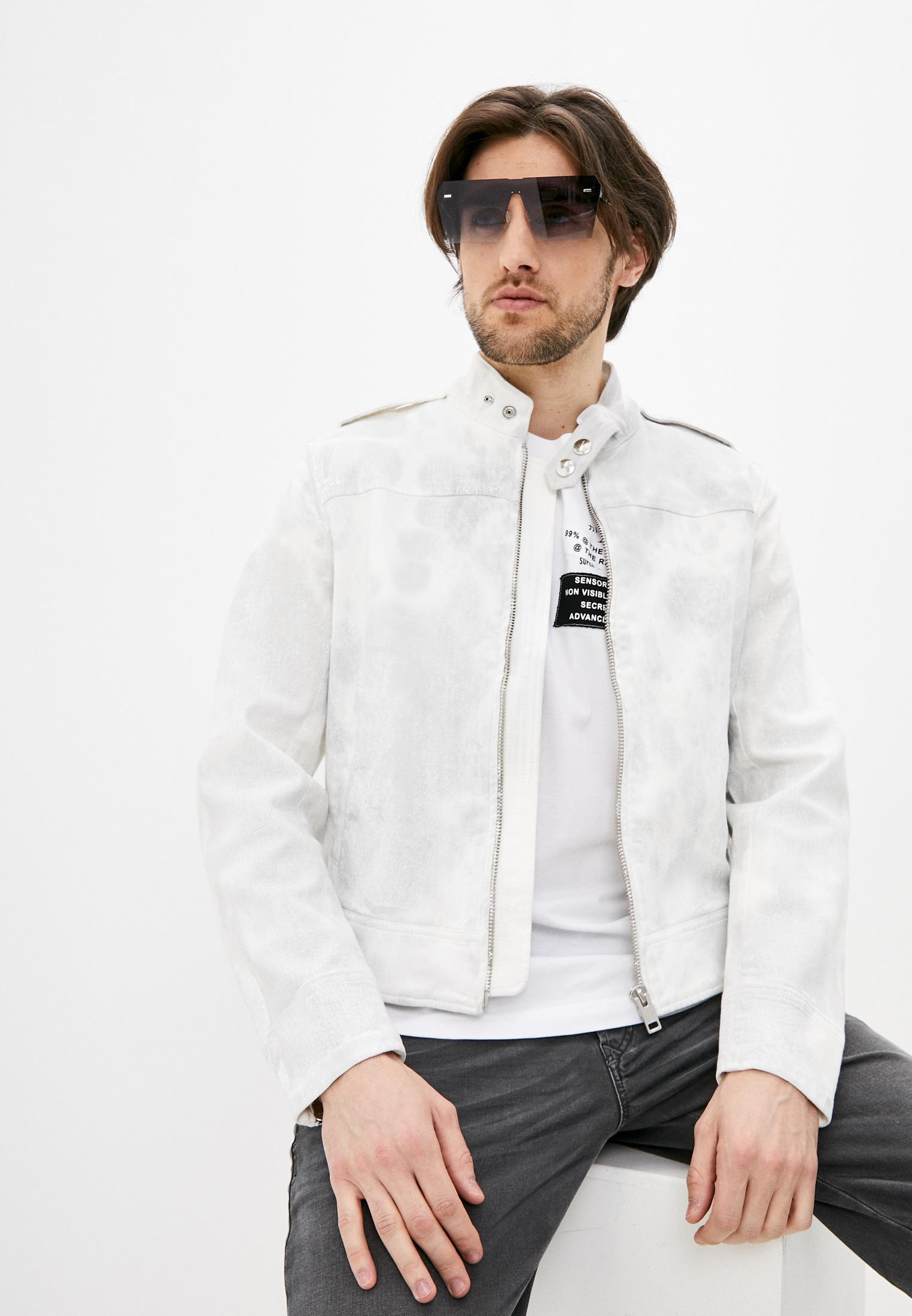 Джинсовая куртка Diesel (Дизель) 00SI8X069LZ
