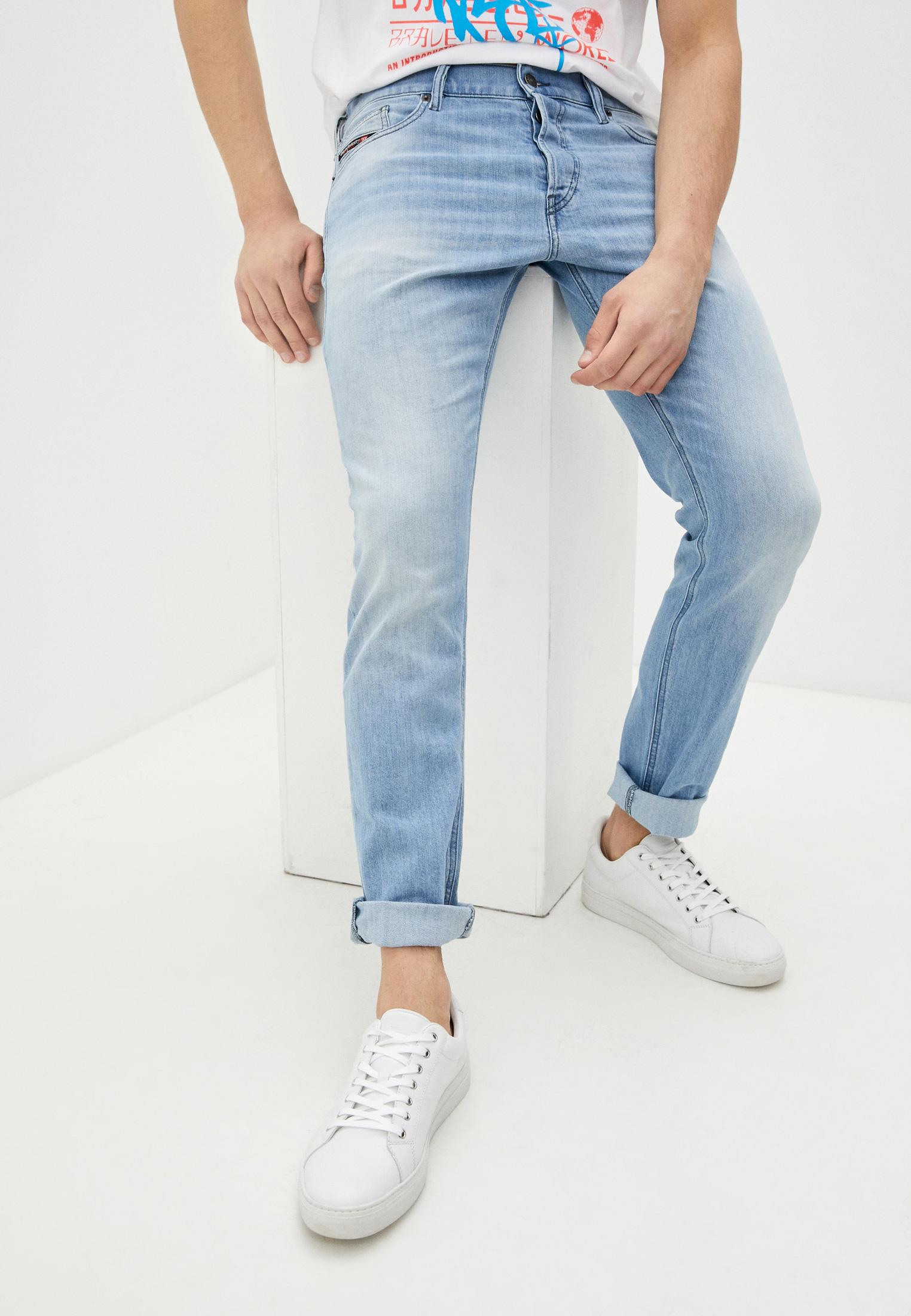 Мужские прямые джинсы Diesel (Дизель) 00SID90095U