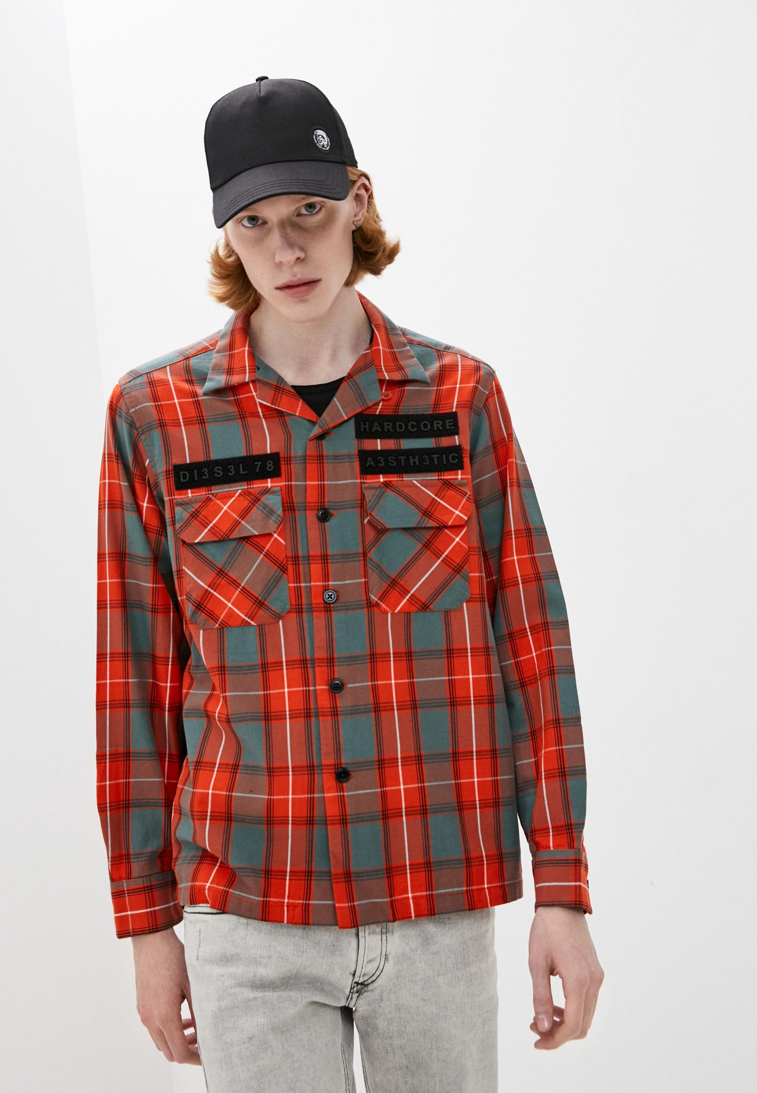 Рубашка с длинным рукавом Diesel (Дизель) 00SMAW0QAVI