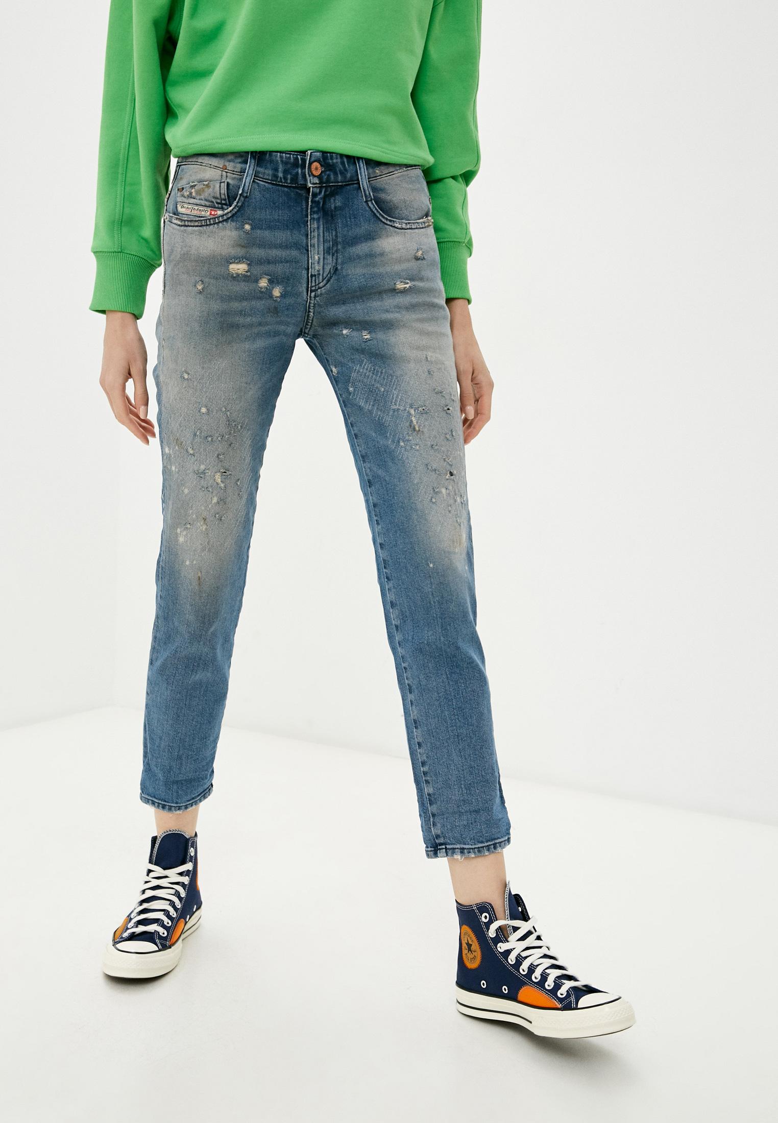 Зауженные джинсы Diesel (Дизель) 00SMN0084AL