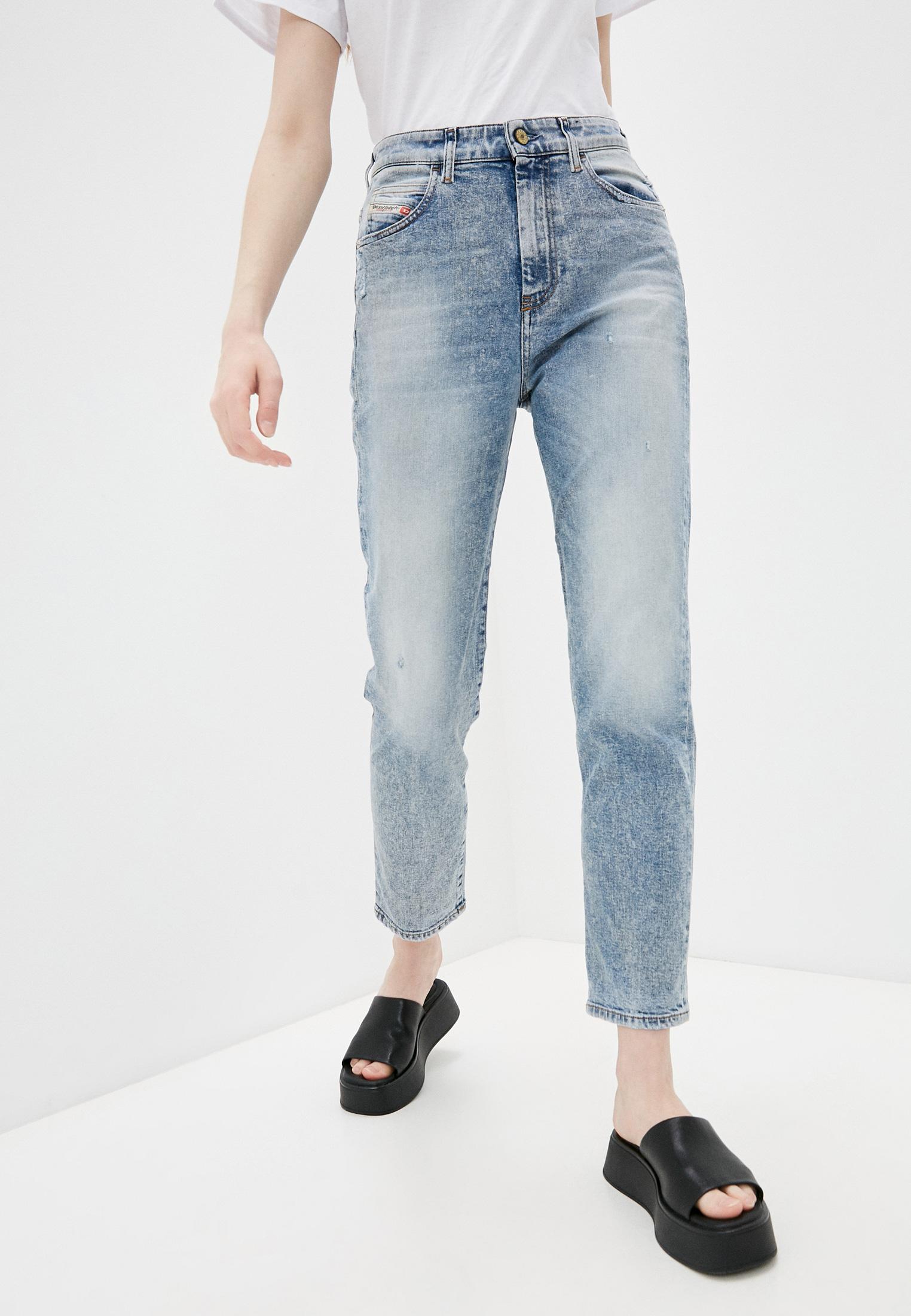 Прямые джинсы Diesel (Дизель) 00SMNI084AA: изображение 1