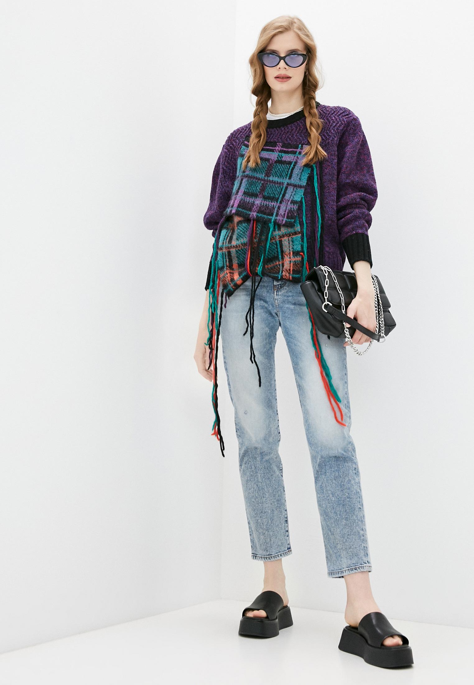 Прямые джинсы Diesel (Дизель) 00SMNI084AA: изображение 2