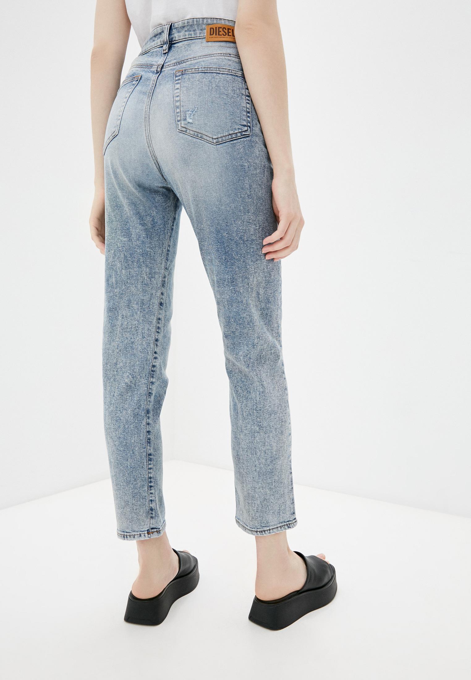 Прямые джинсы Diesel (Дизель) 00SMNI084AA: изображение 3