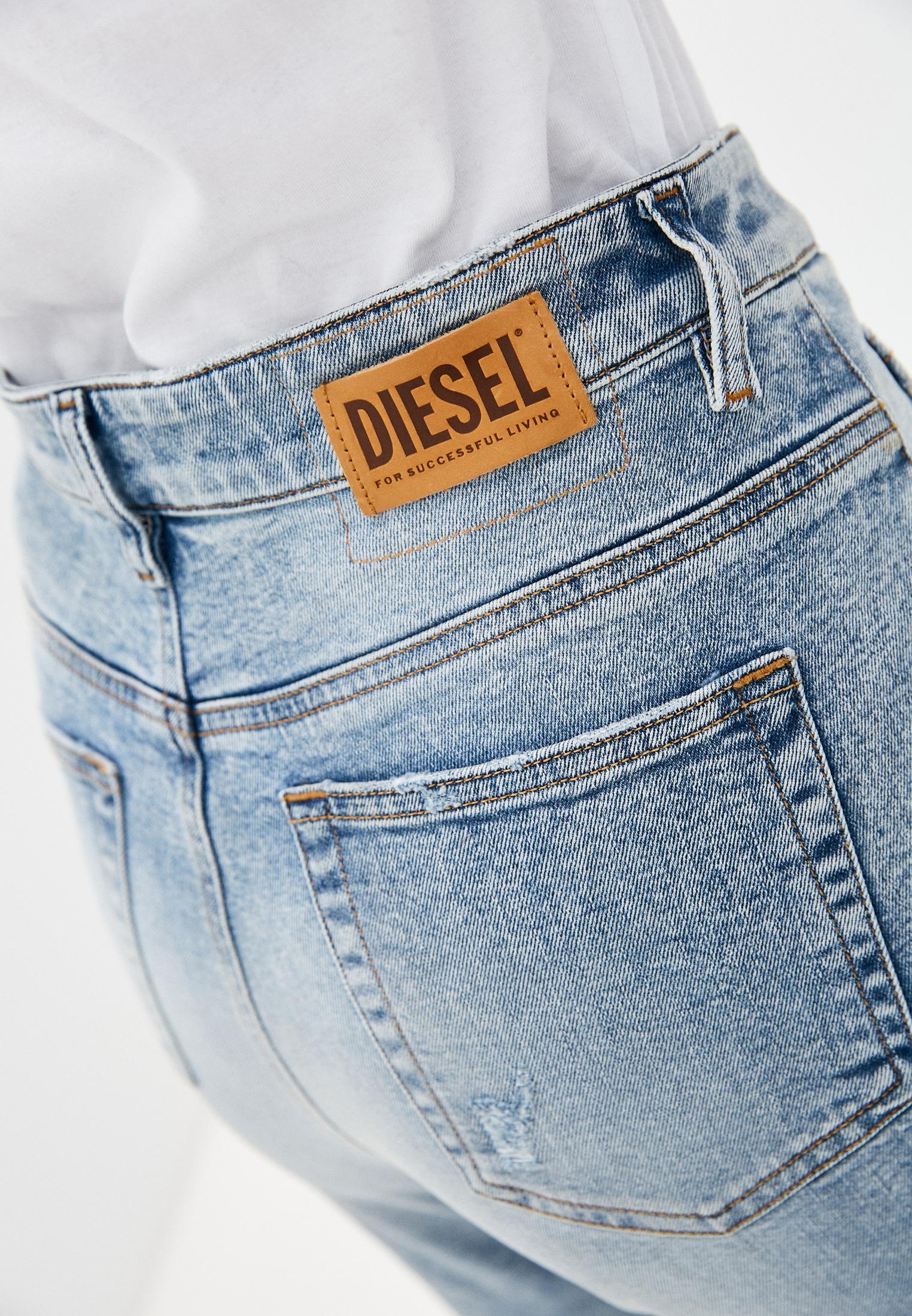 Прямые джинсы Diesel (Дизель) 00SMNI084AA: изображение 4