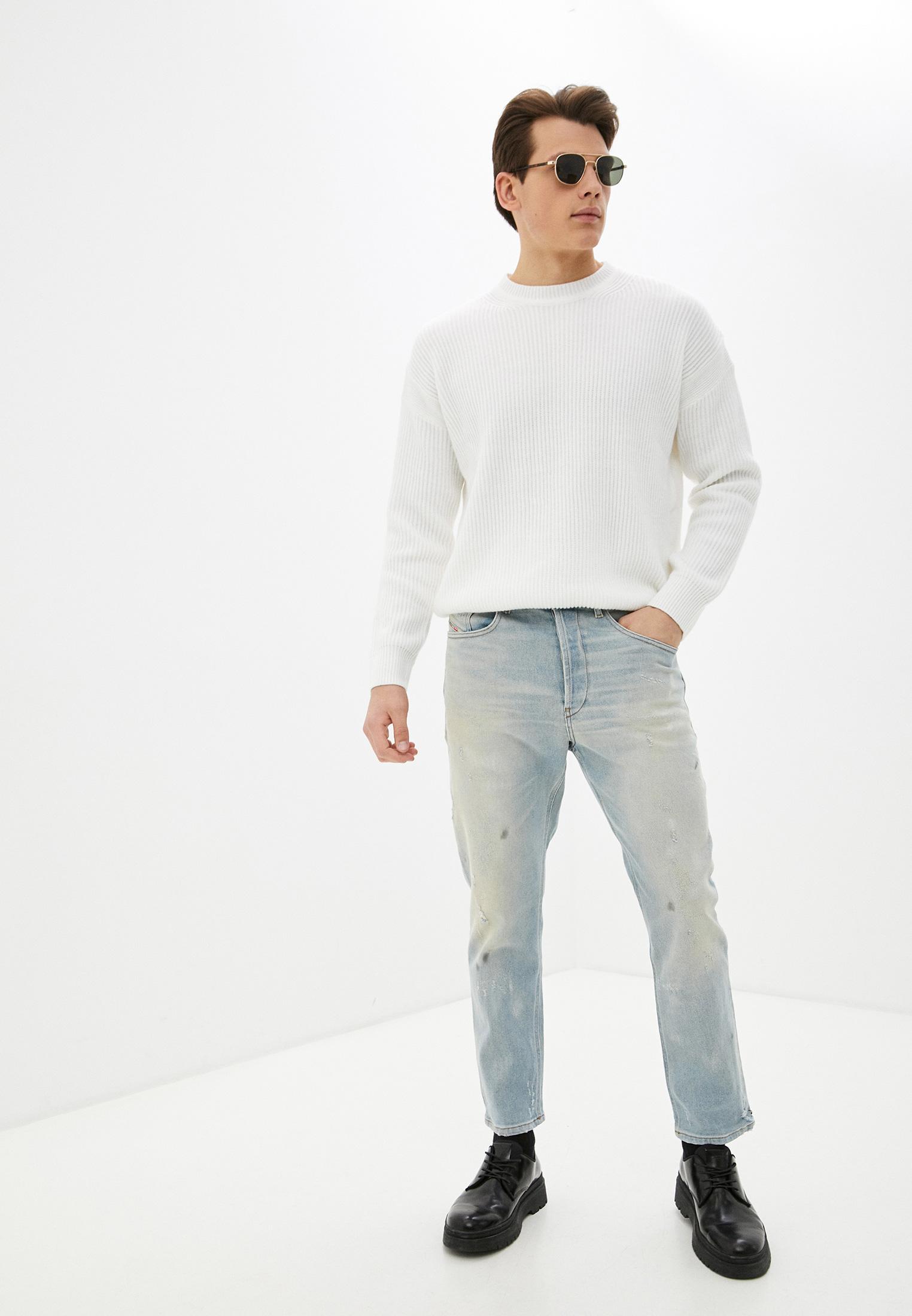 Мужские прямые джинсы Diesel (Дизель) 00SQLY081AK: изображение 2