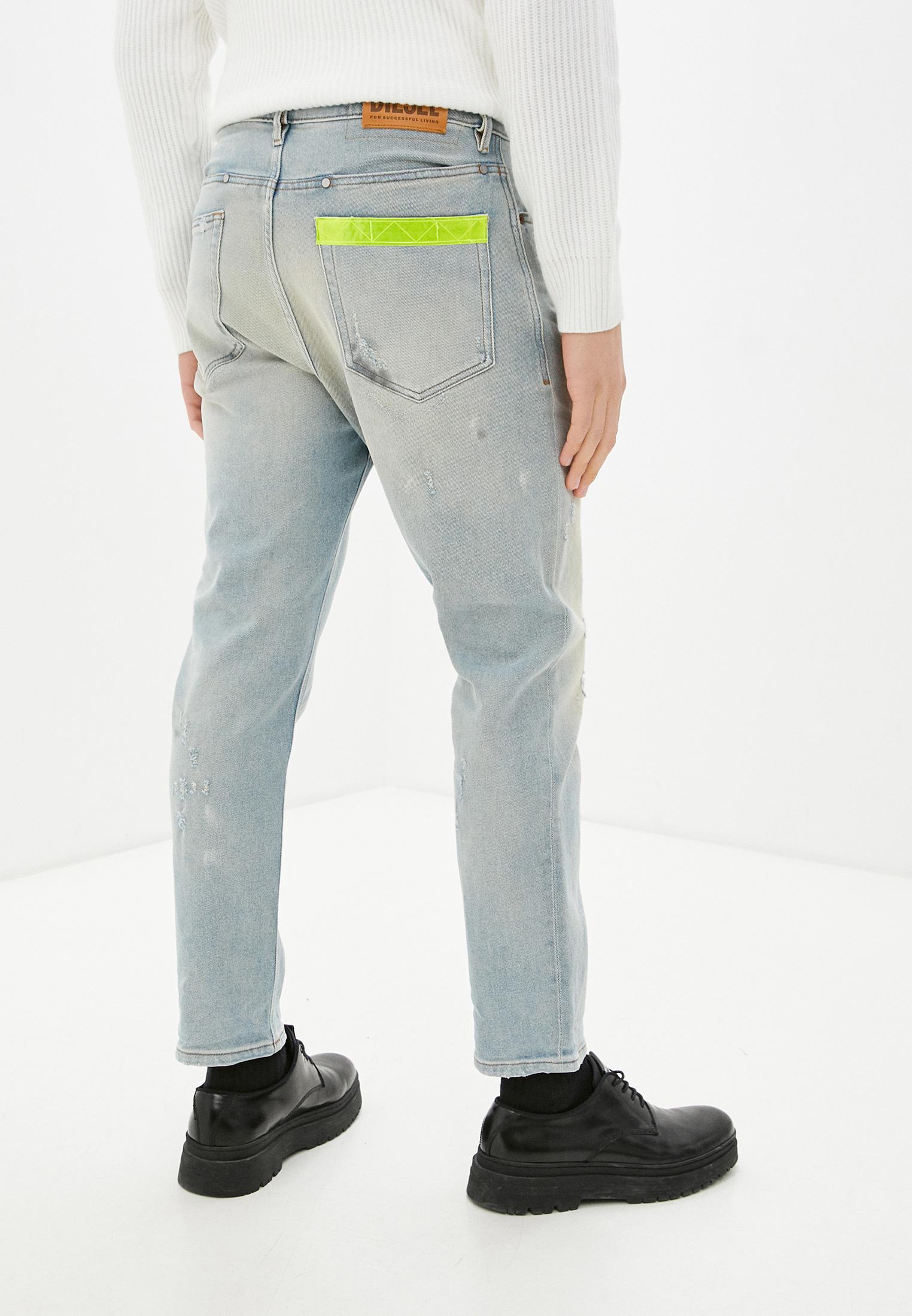 Мужские прямые джинсы Diesel (Дизель) 00SQLY081AK: изображение 3