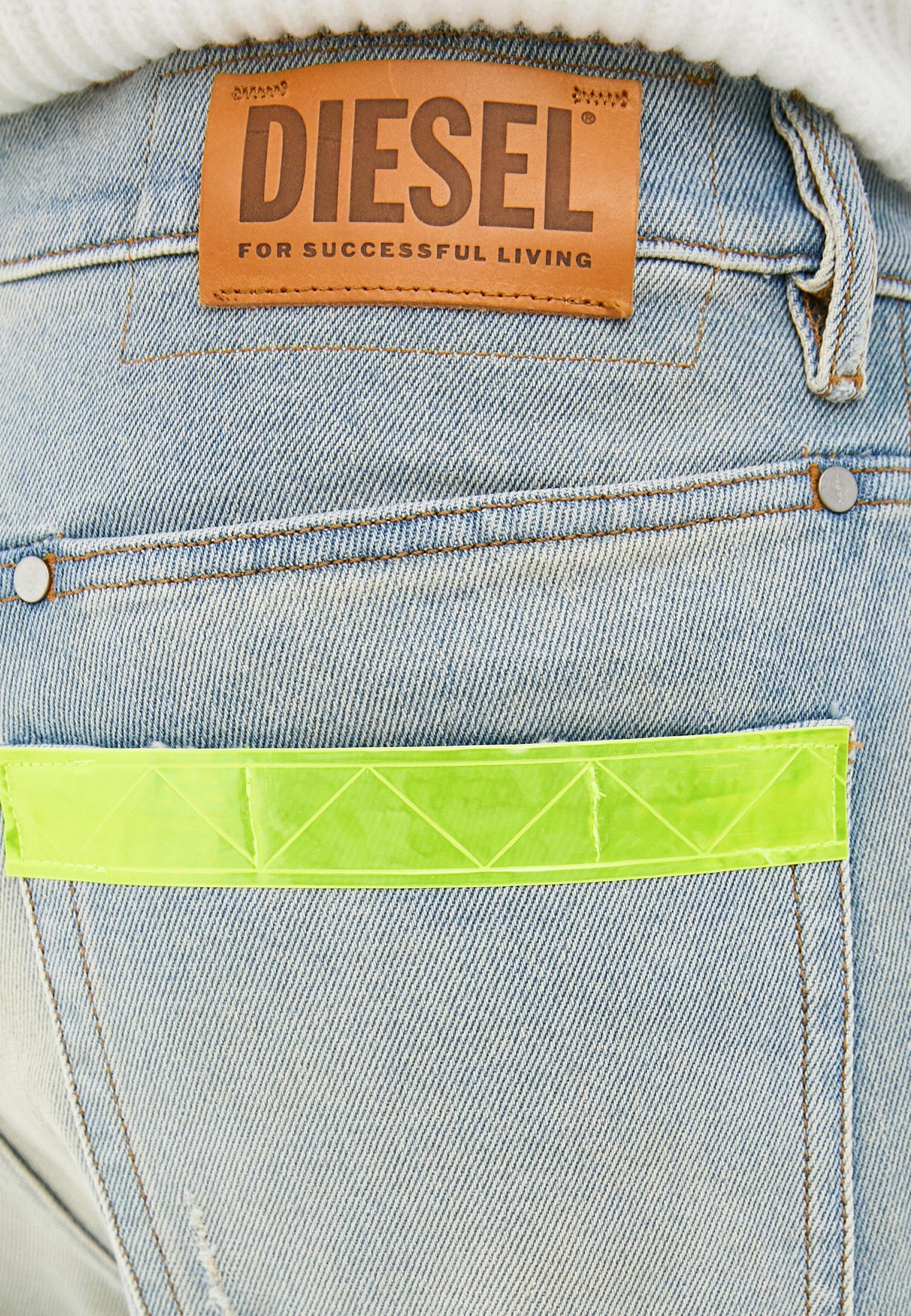 Мужские прямые джинсы Diesel (Дизель) 00SQLY081AK: изображение 4