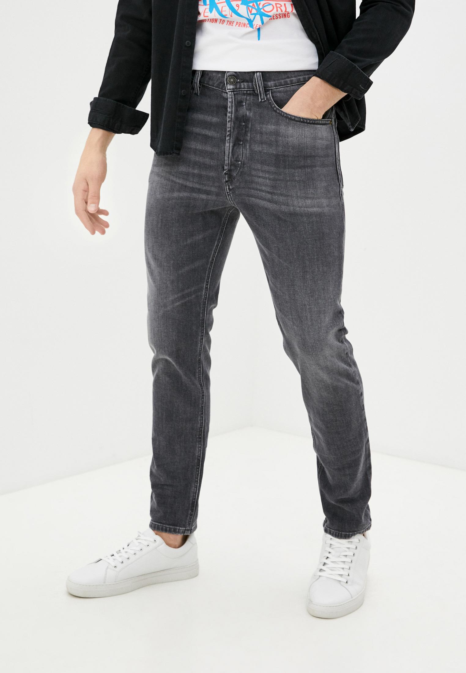 Мужские зауженные джинсы Diesel (Дизель) 00SQLZ0095I