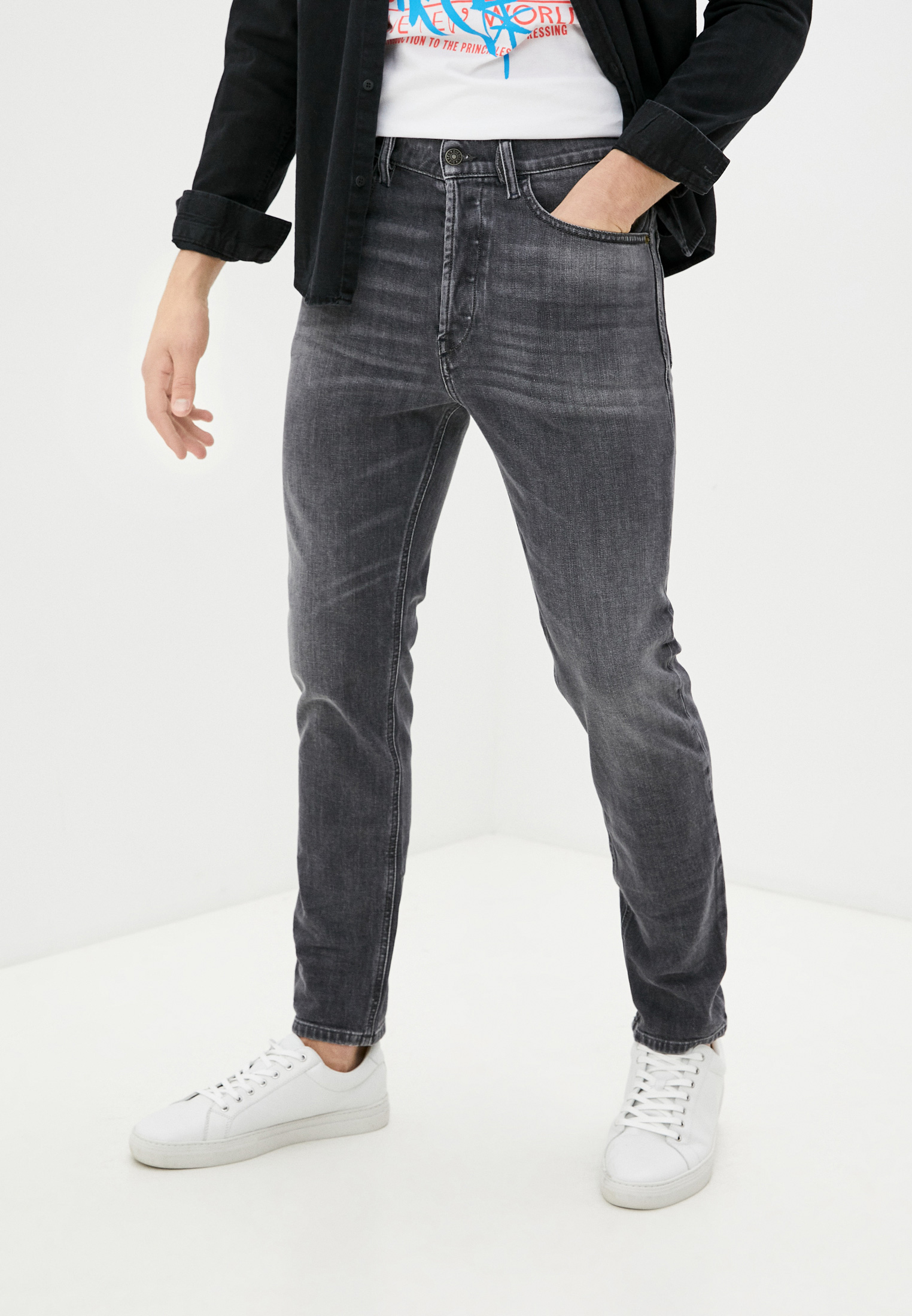 Зауженные джинсы Diesel (Дизель) 00SQLZ0095I