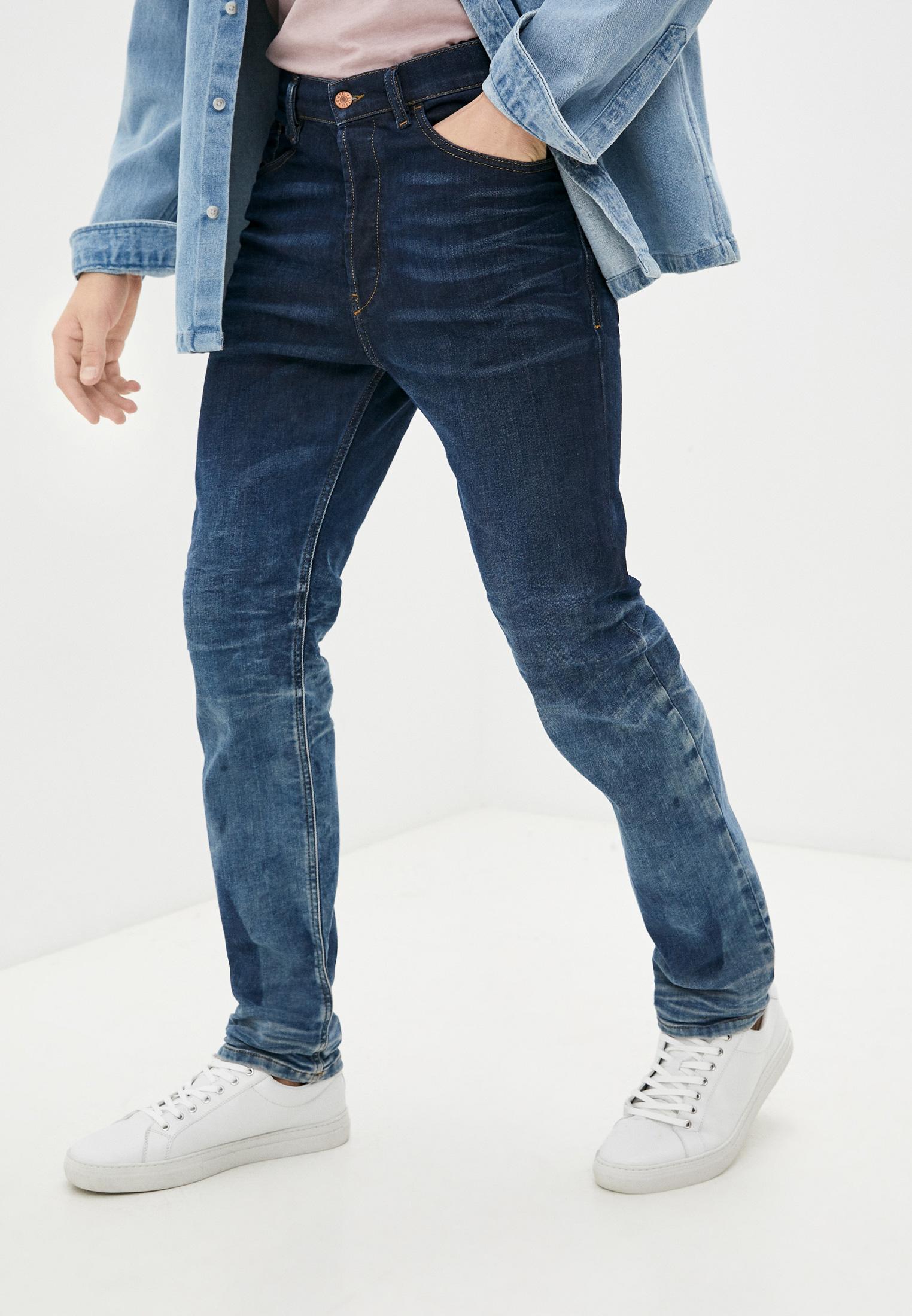 Зауженные джинсы Diesel (Дизель) 00SQLZ0097U