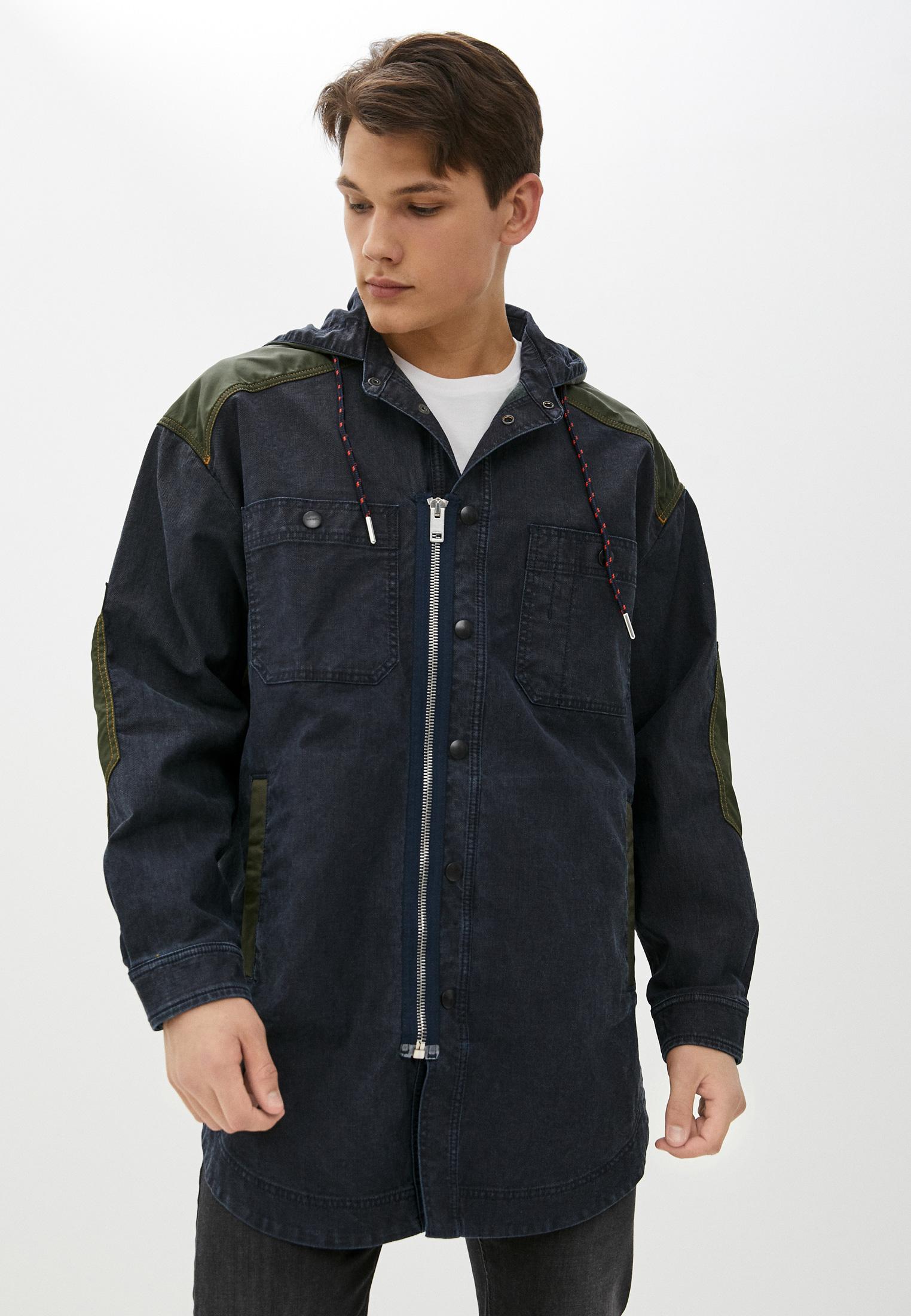 Джинсовая куртка Diesel (Дизель) 00SRJX009BI