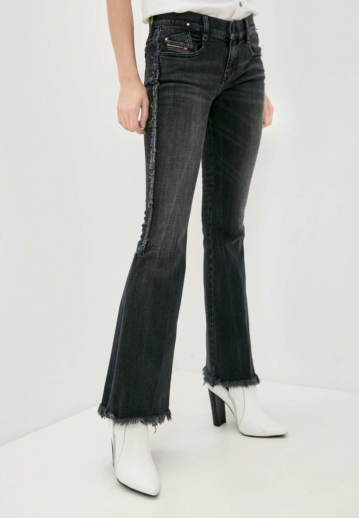 Широкие и расклешенные джинсы Diesel (Дизель) 00SRQP081AH