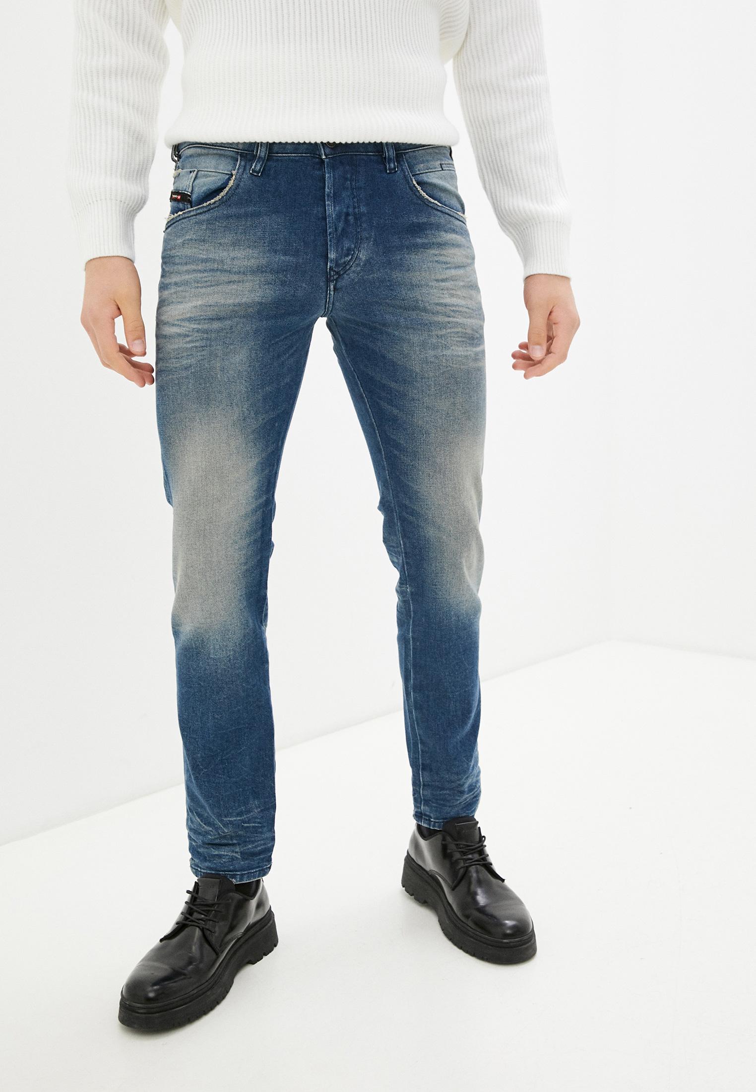 Мужские прямые джинсы Diesel (Дизель) 00SSLL0090D