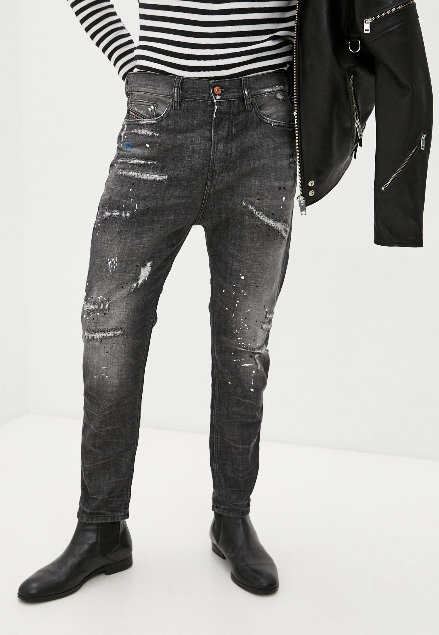 Зауженные джинсы Diesel (Дизель) 00SSPZ083AB
