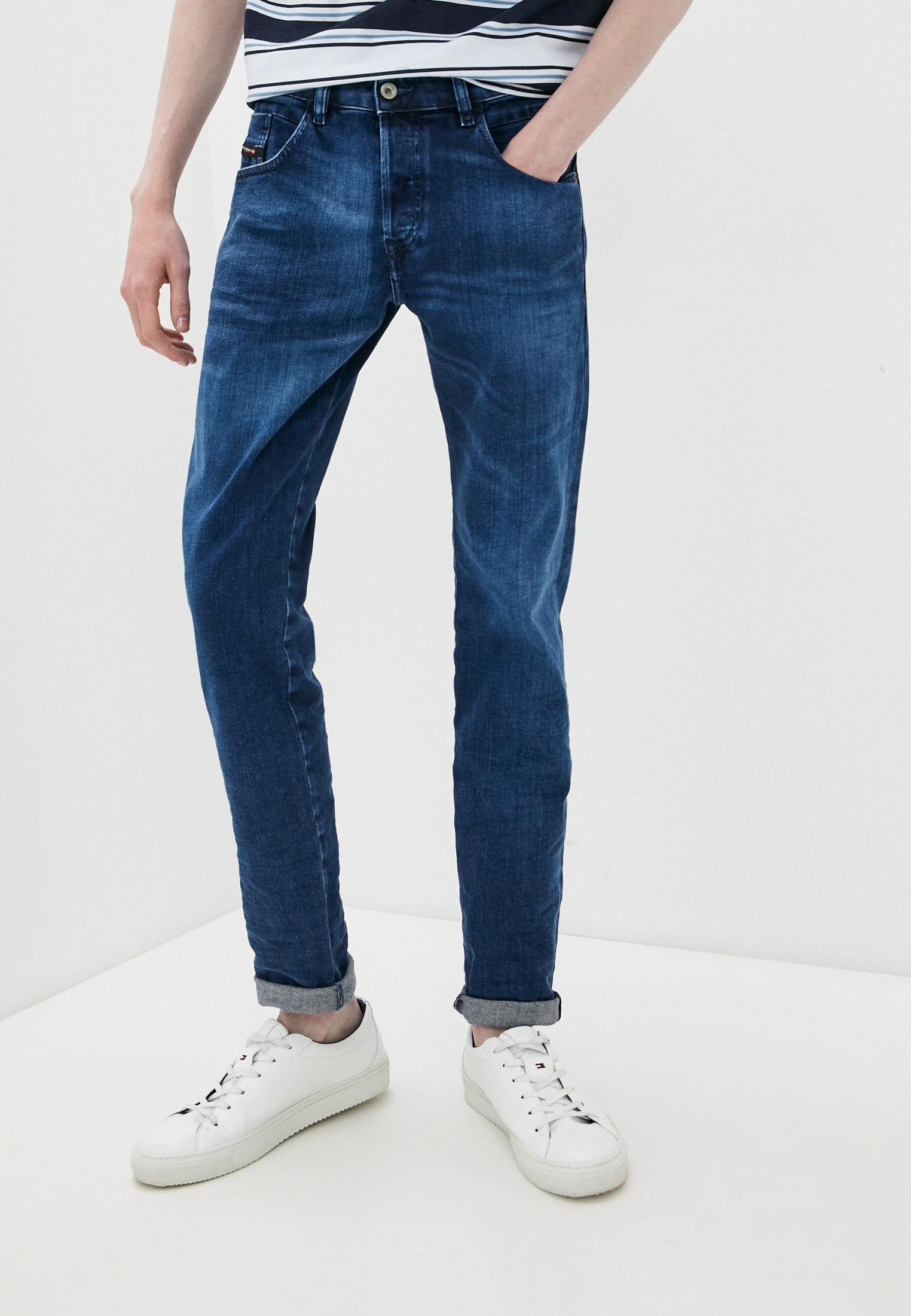 Мужские зауженные джинсы Diesel (Дизель) 00STMV088AX