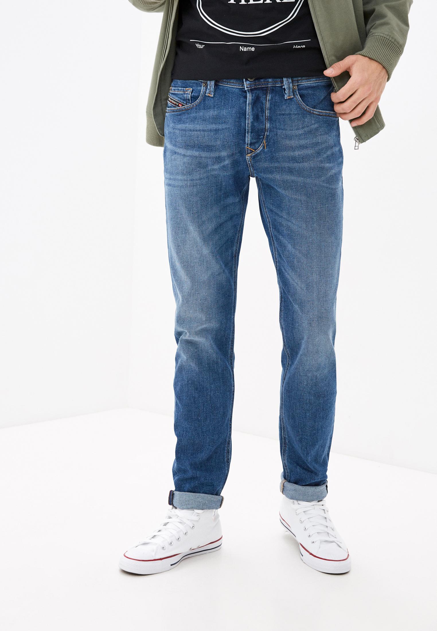 Мужские прямые джинсы Diesel (Дизель) 00SU1Y0096E