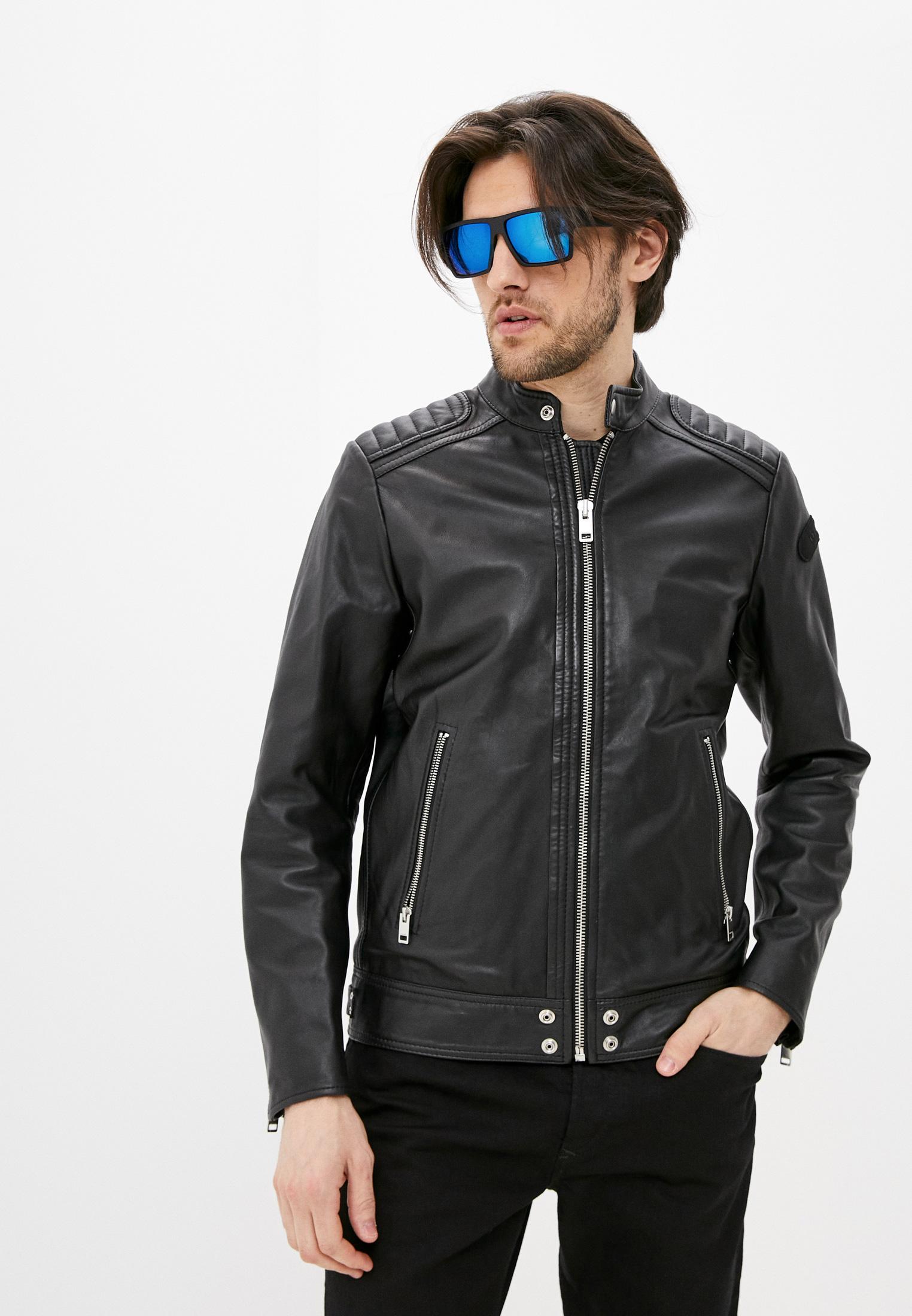 Кожаная куртка Diesel (Дизель) 00SU8S0WAGL