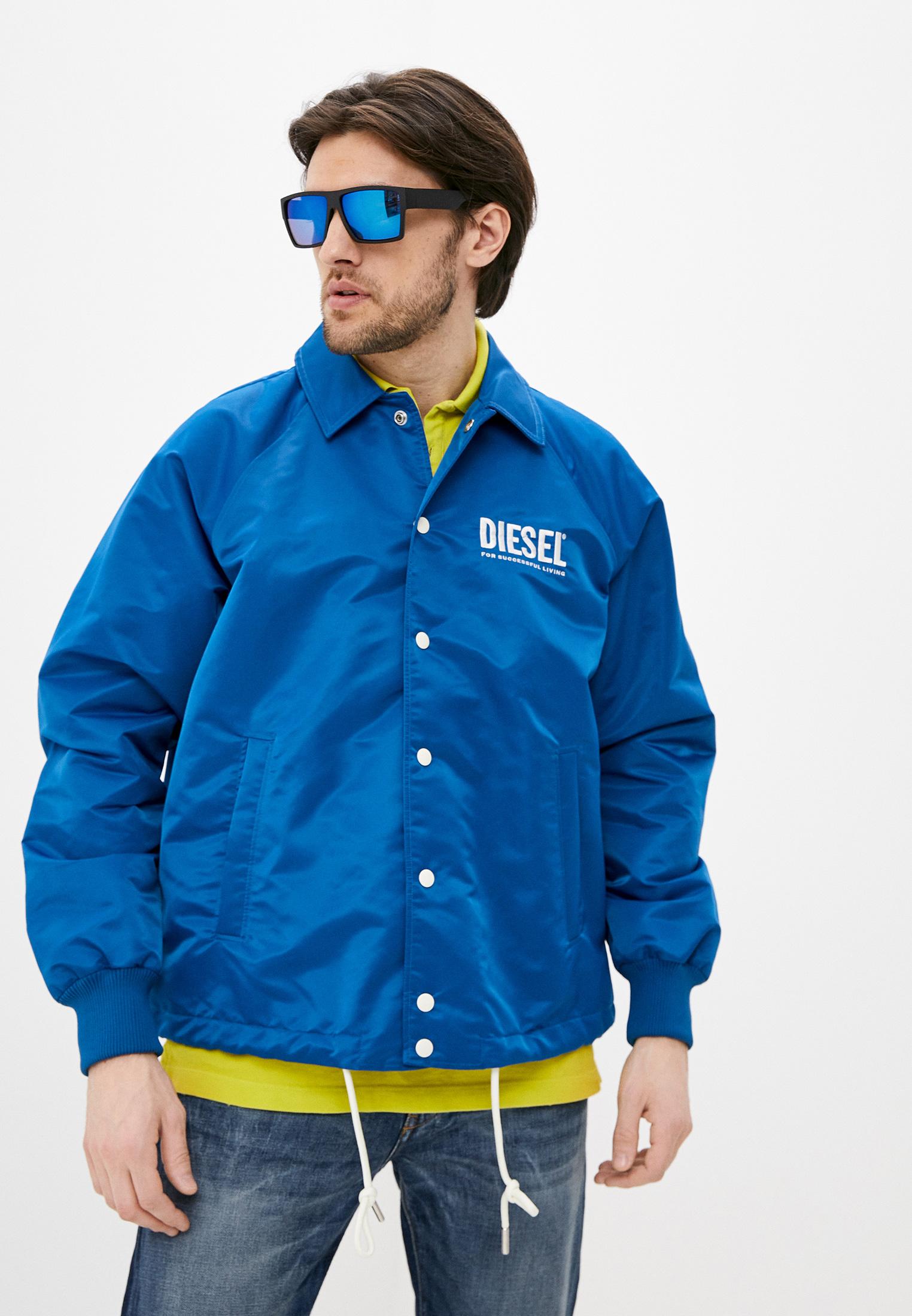 Утепленная куртка Diesel (Дизель) Куртка Diesel
