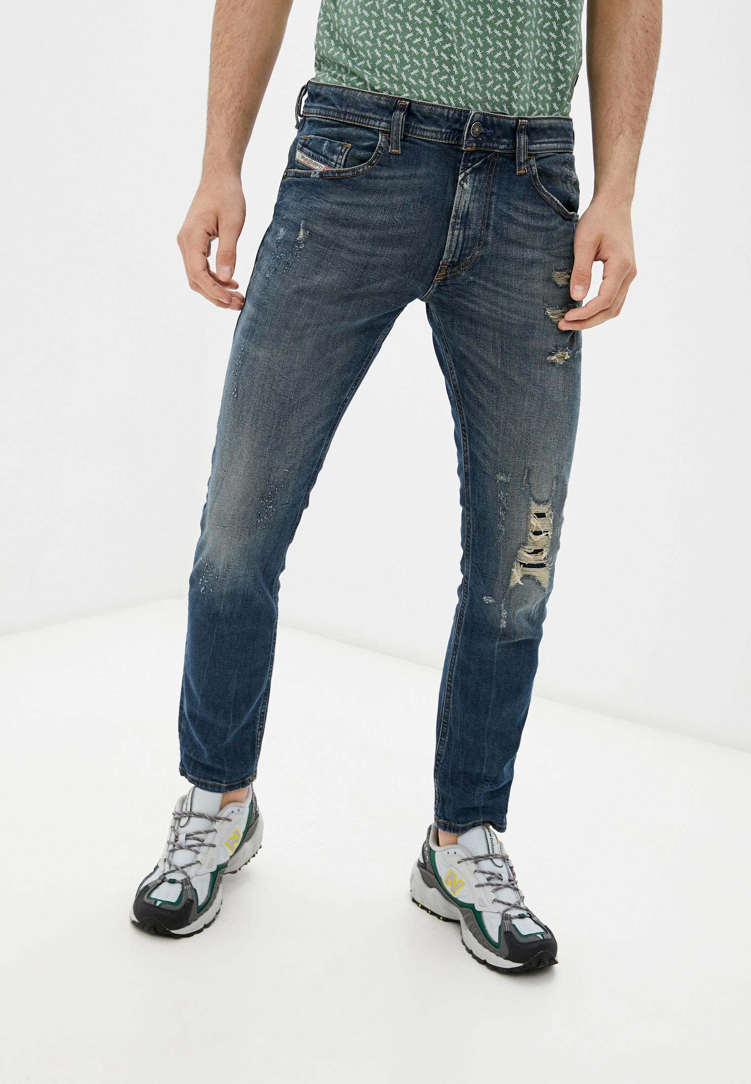 Зауженные джинсы Diesel (Дизель) 00SW1P083AC