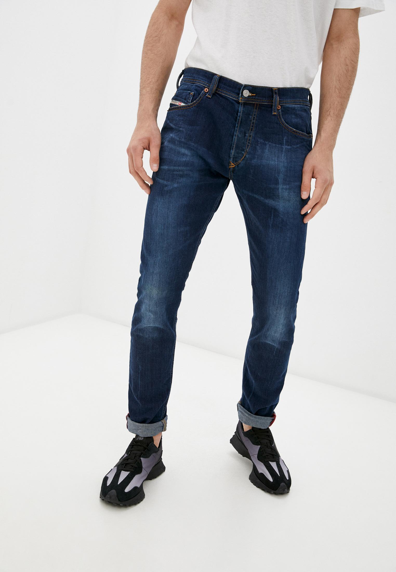 Мужские зауженные джинсы Diesel (Дизель) 00SWID083AT