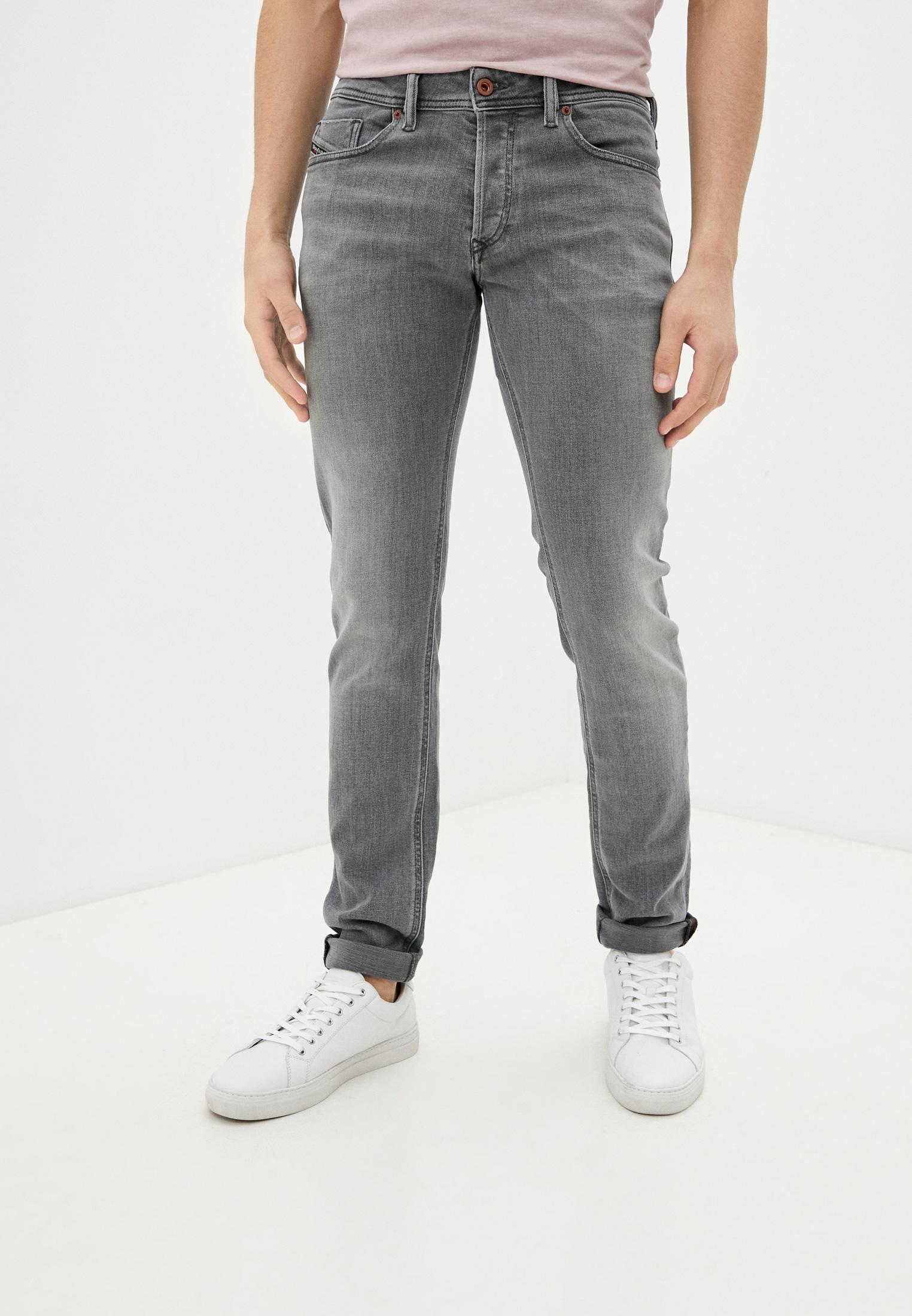 Мужские зауженные джинсы Diesel (Дизель) 00SWJG0095E