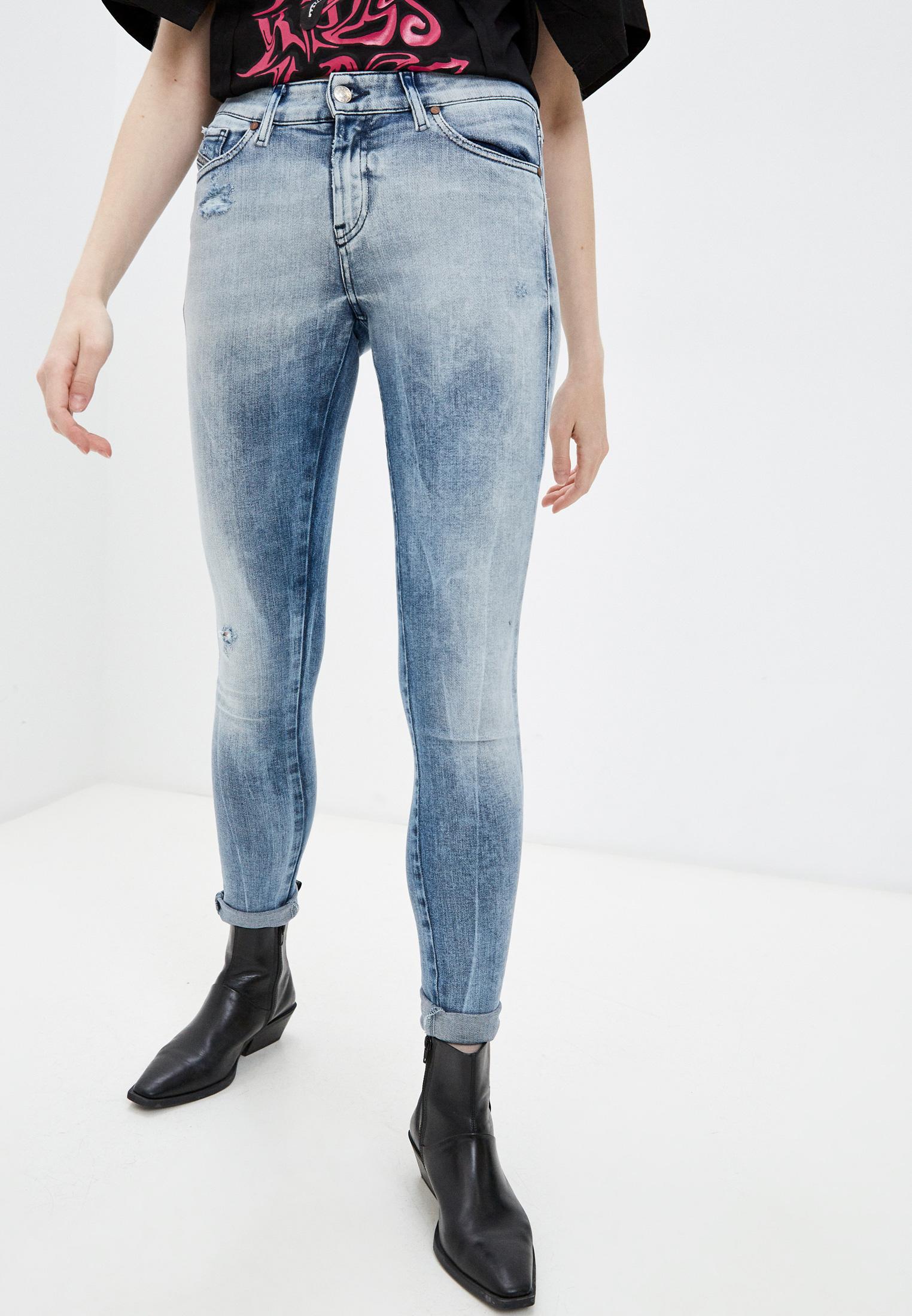 Зауженные джинсы Diesel (Дизель) 00SXJN083AR