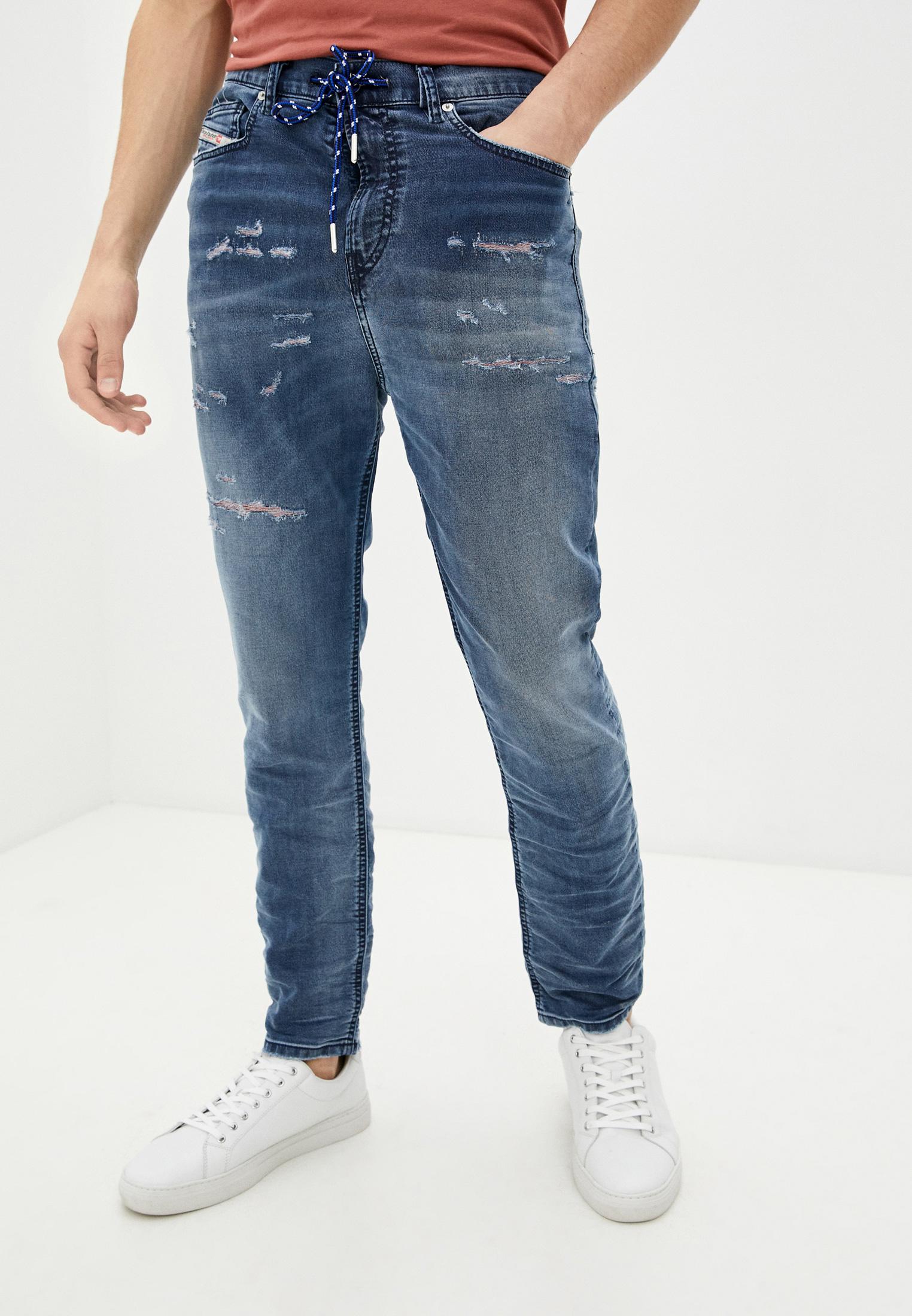 Мужские прямые джинсы Diesel (Дизель) 00SY8W069LW: изображение 1