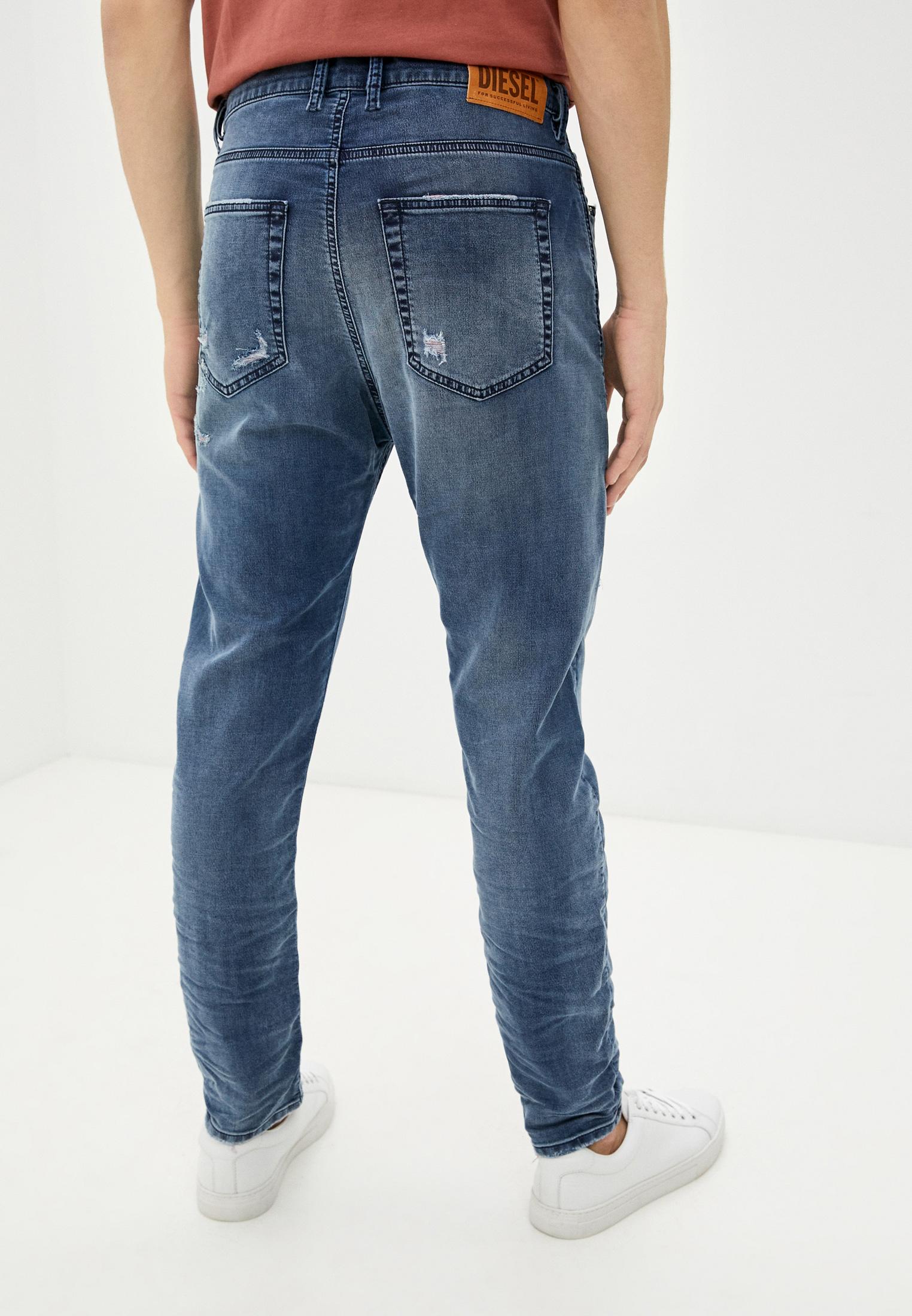 Мужские прямые джинсы Diesel (Дизель) 00SY8W069LW: изображение 3