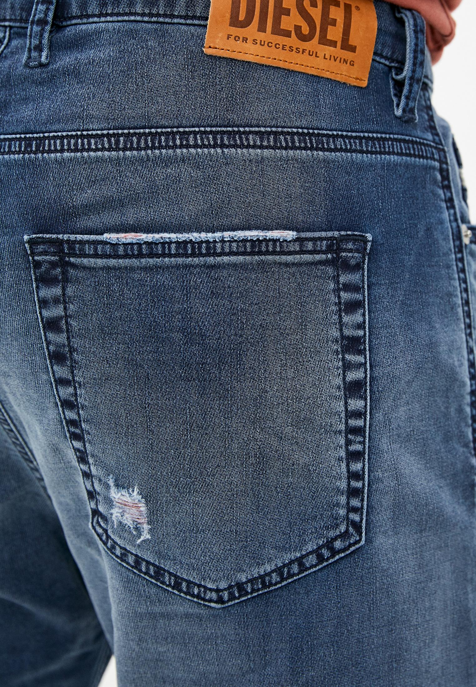 Мужские прямые джинсы Diesel (Дизель) 00SY8W069LW: изображение 4