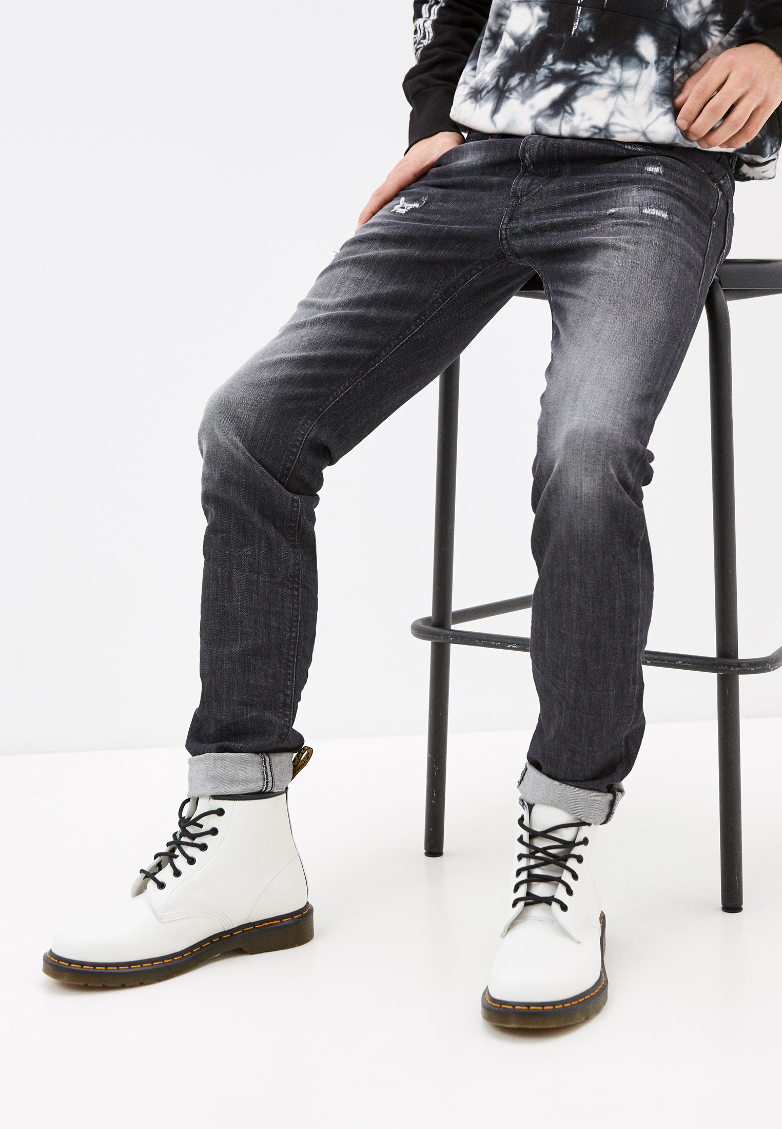 Мужские брюки Diesel (Дизель) 00SZL00BASZ