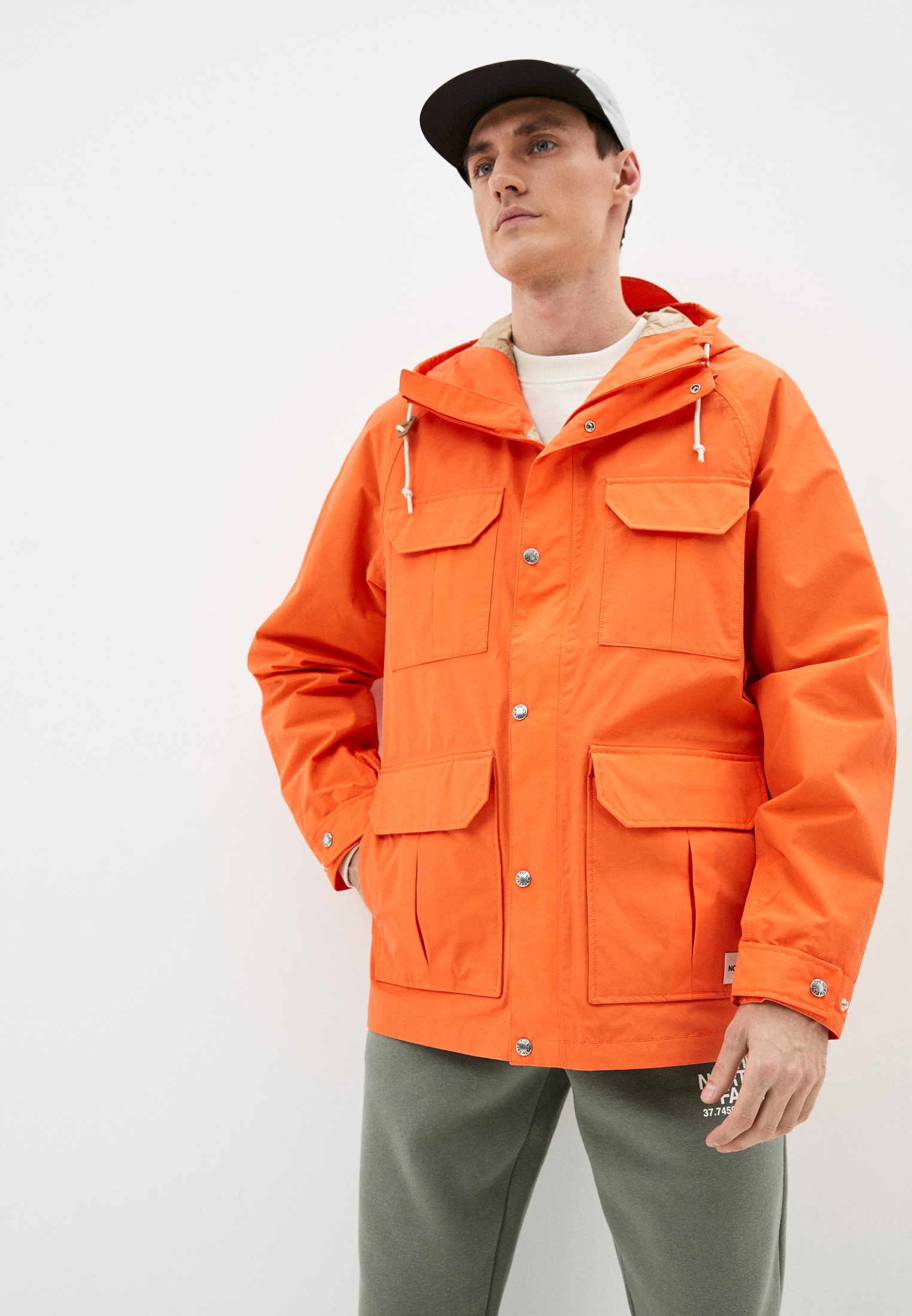 Мужская верхняя одежда The North Face (Норт Фейс) Парка The North Face