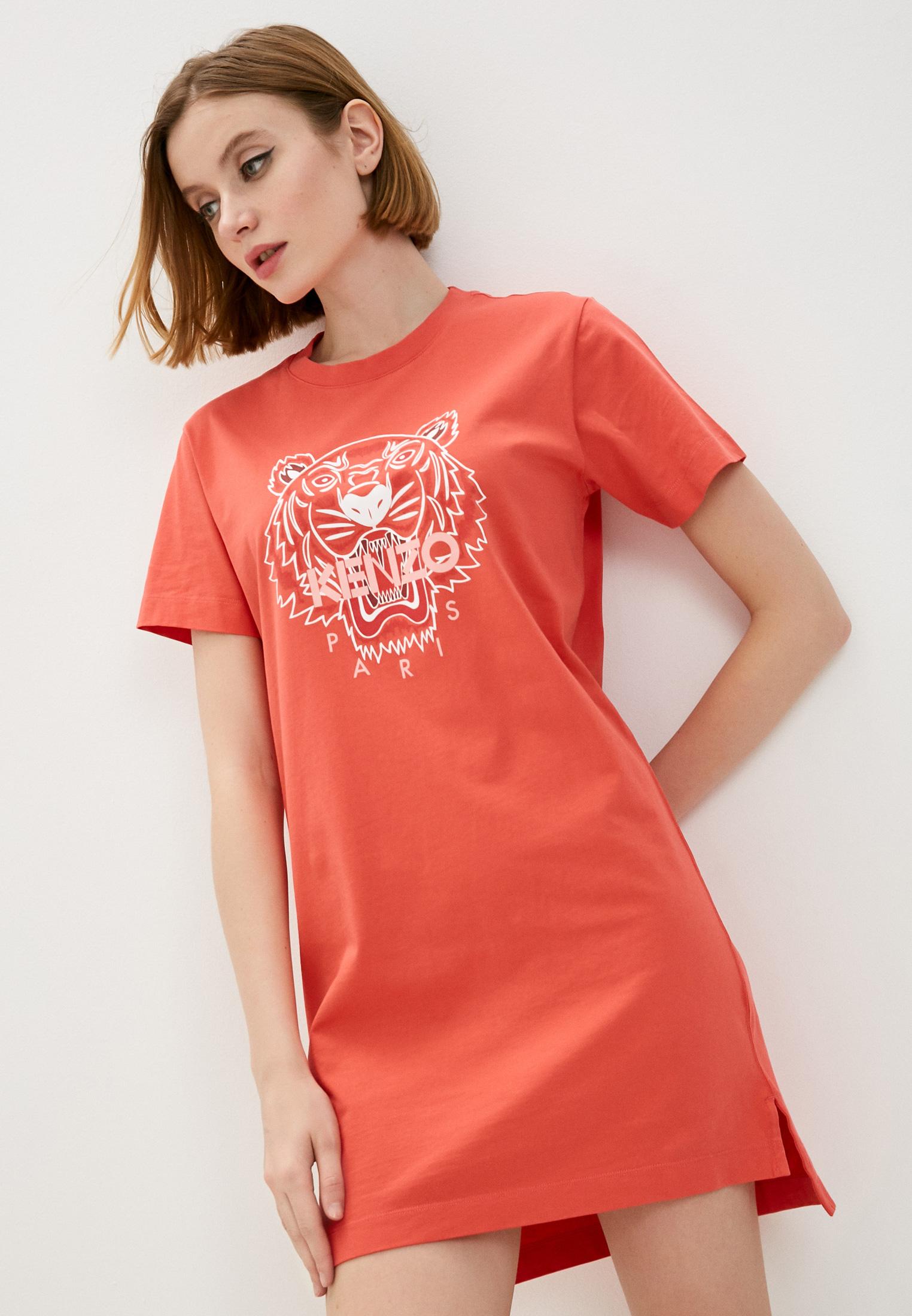 Платье Kenzo FB52RO7754YA