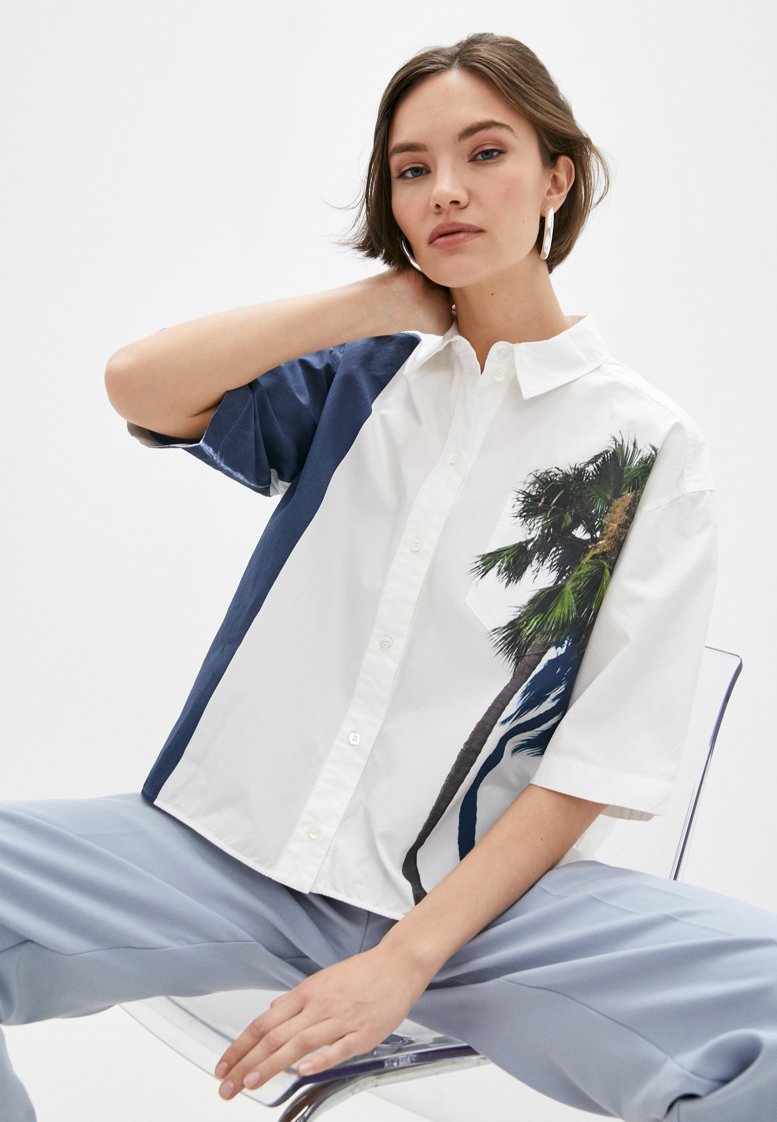 Рубашка SPORTMAX Рубашка Sportmax