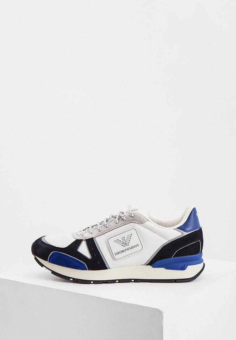 Мужские кроссовки Emporio Armani X4X542XM707