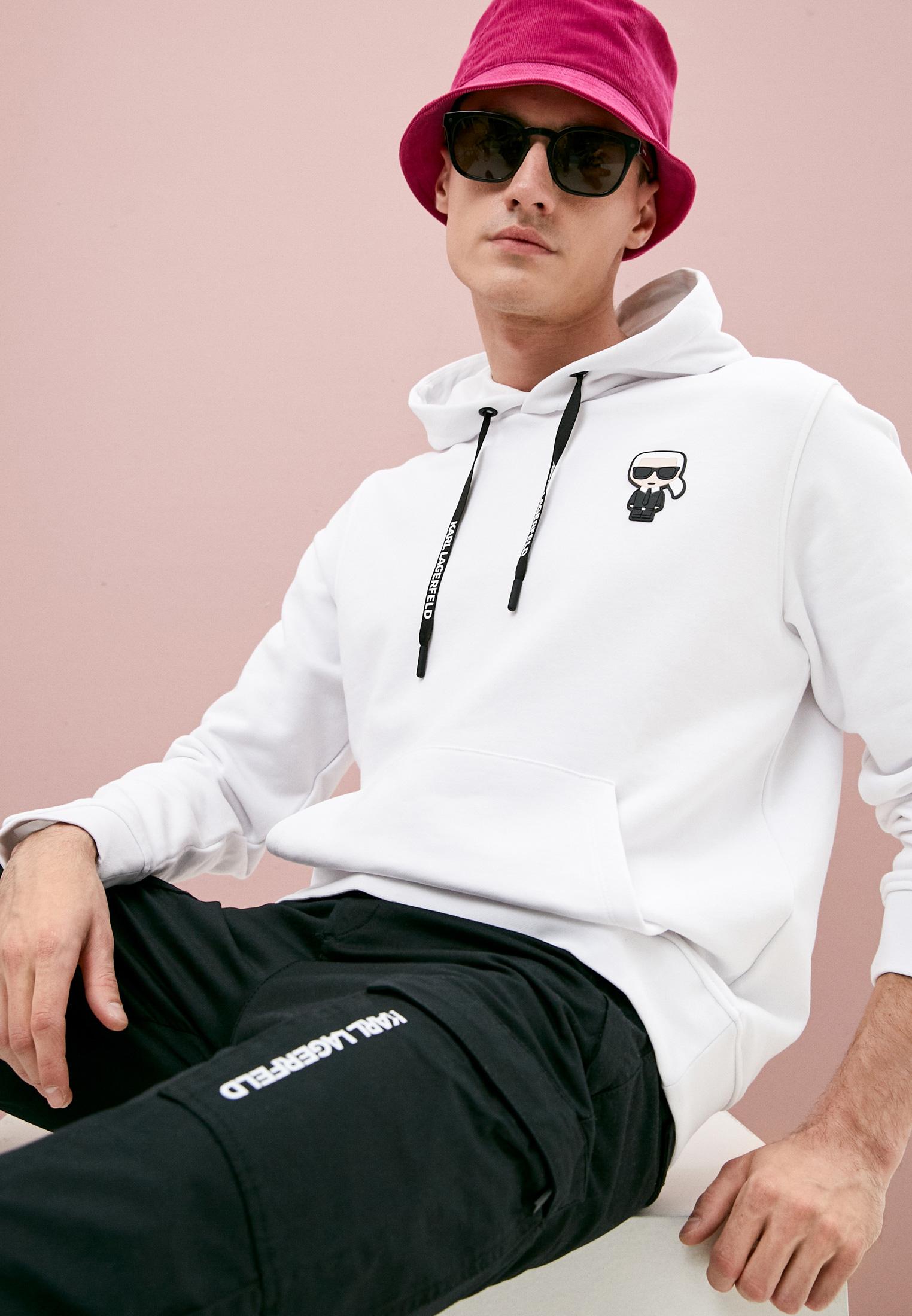 Мужские повседневные брюки Karl Lagerfeld 255824 511890: изображение 2