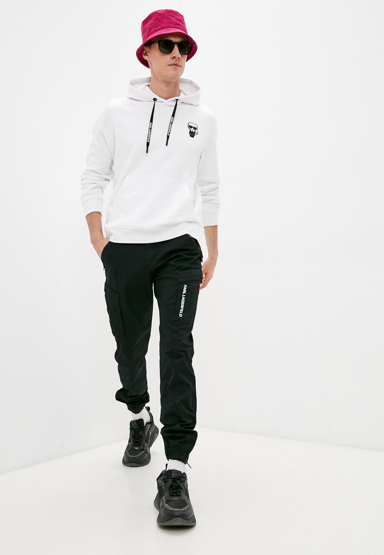 Мужские повседневные брюки Karl Lagerfeld 255824 511890: изображение 3