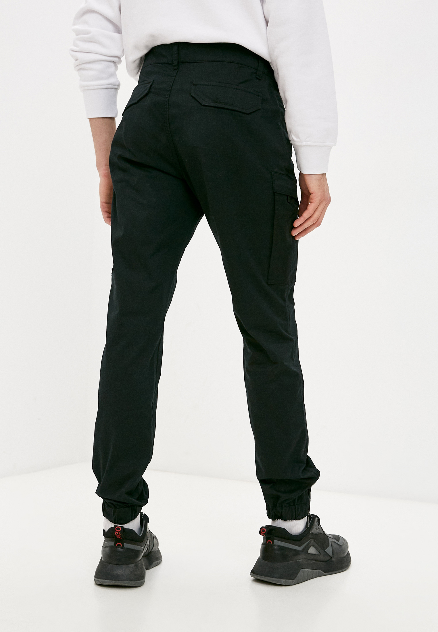 Мужские повседневные брюки Karl Lagerfeld 255824 511890: изображение 4