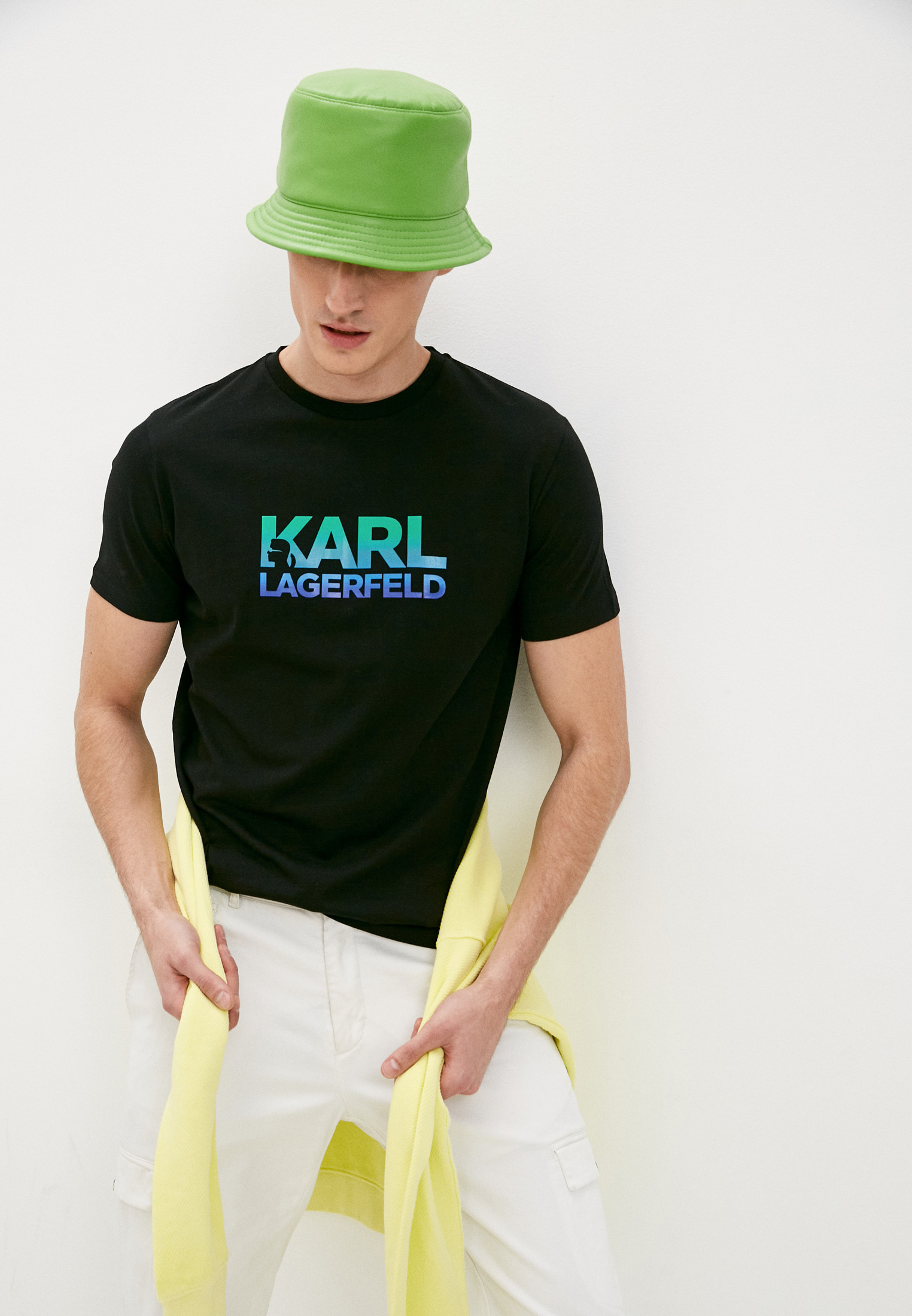 Футболка Karl Lagerfeld 755050 511224: изображение 1
