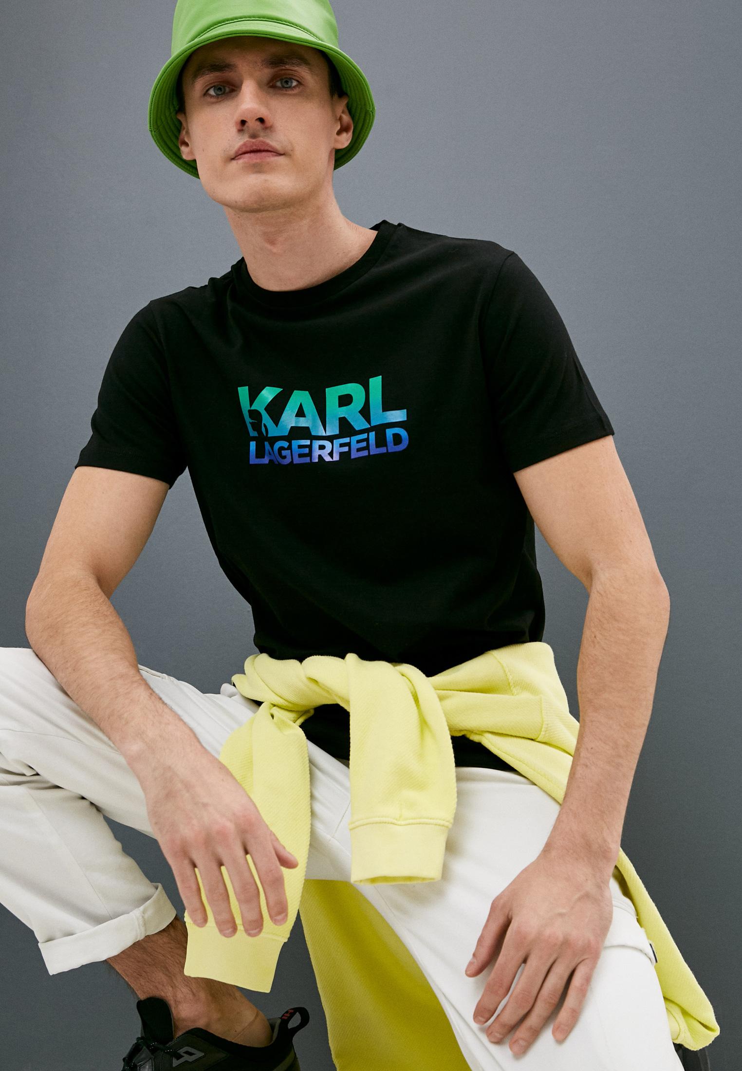 Футболка Karl Lagerfeld 755050 511224: изображение 2