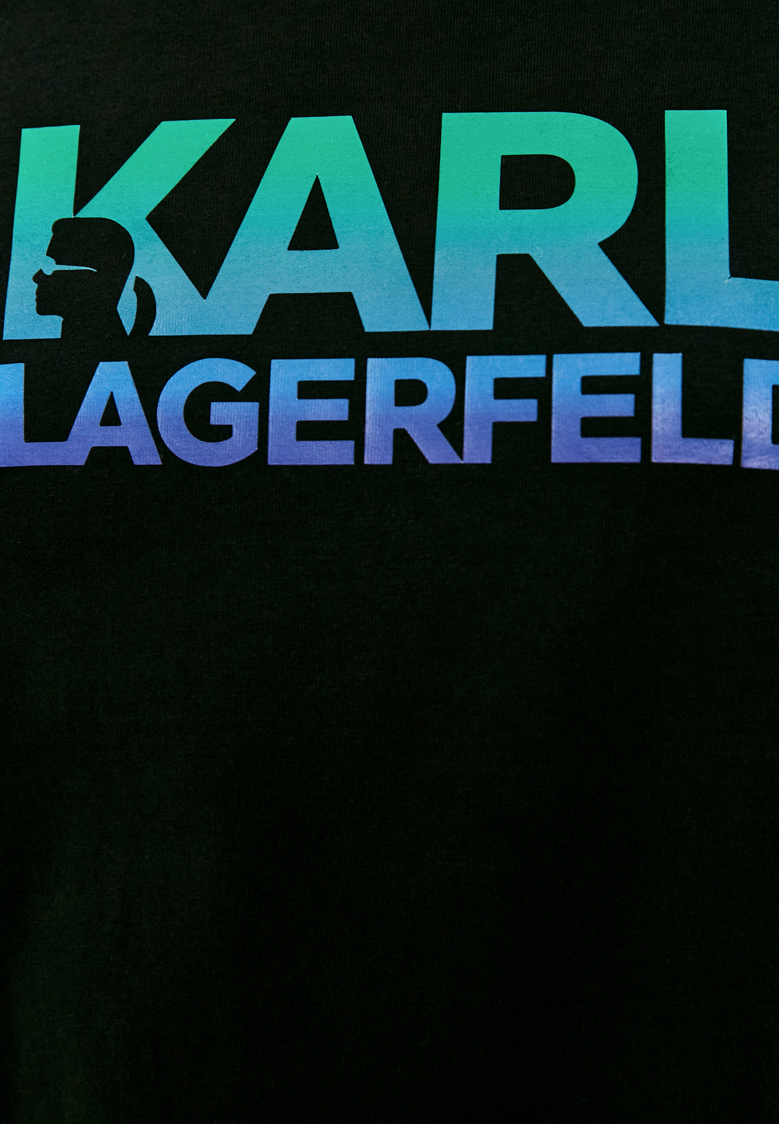 Футболка Karl Lagerfeld 755050 511224: изображение 5