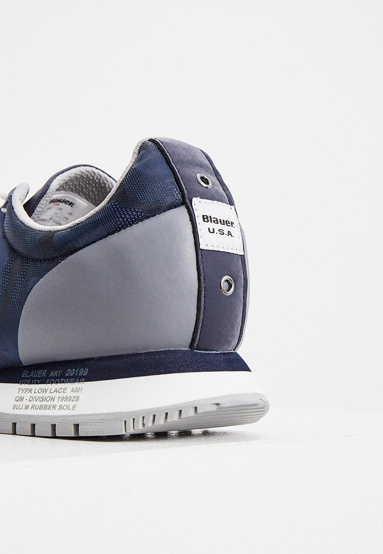 Мужские кроссовки Blauer S1DENVER06/CAS: изображение 2
