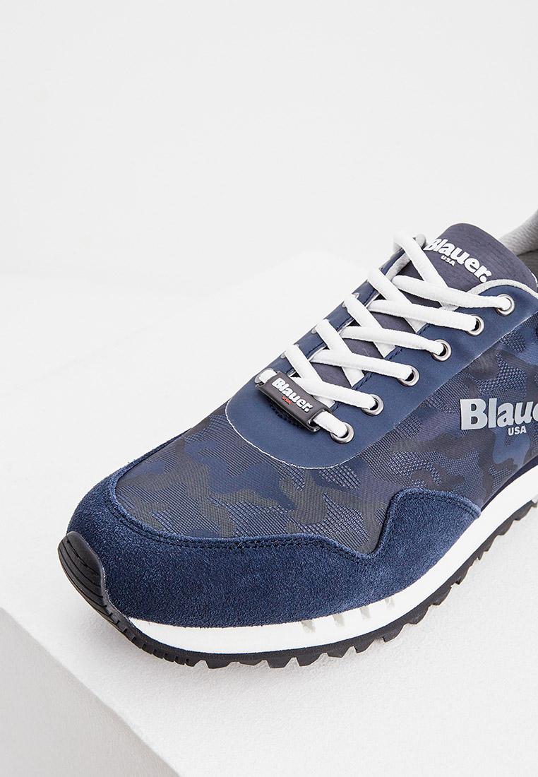 Мужские кроссовки Blauer S1DENVER06/CAS: изображение 4